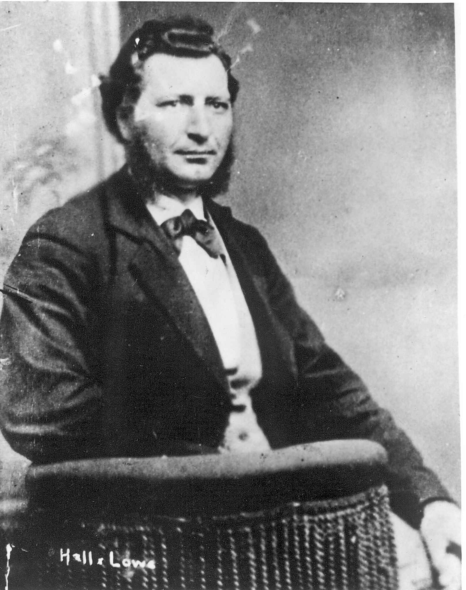 Louis Riel was only 25 years old at the time, but highly educated and bilingual after studying for the priesthood in Montreal as a teen and a young man.