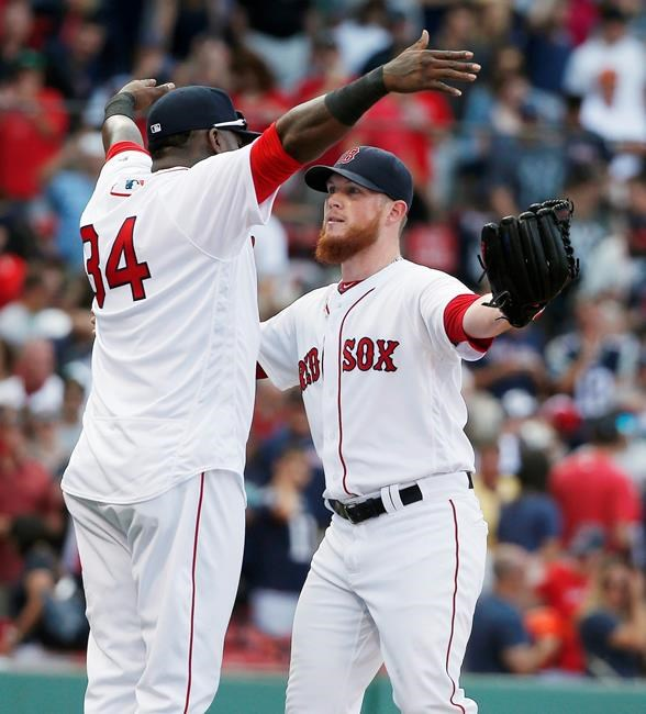 Hanley Ramirez blasts two home runs as Boston sweeps the Yankees