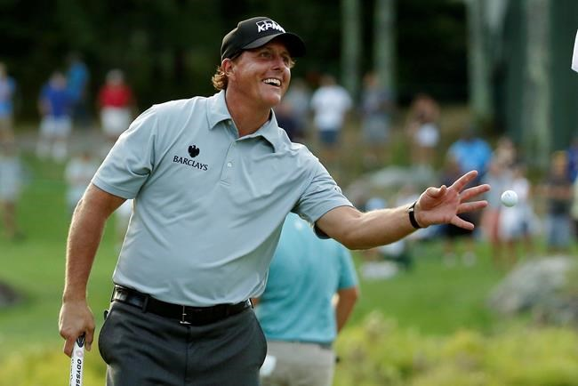 Barclays winner Reed stays red-hot in Boston