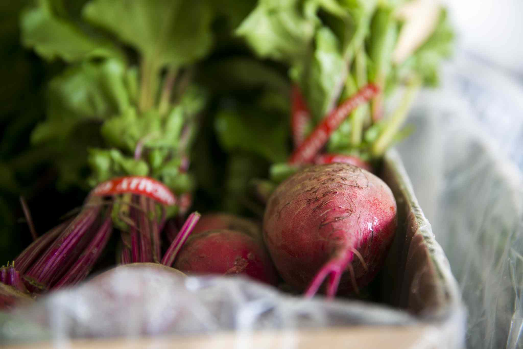 Fresh, local, and organic produce at Fresh Option Organic Delivery in Winnipeg.