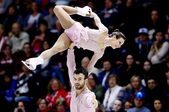 Patrick Chan adds another quadruple jump to his repertoire