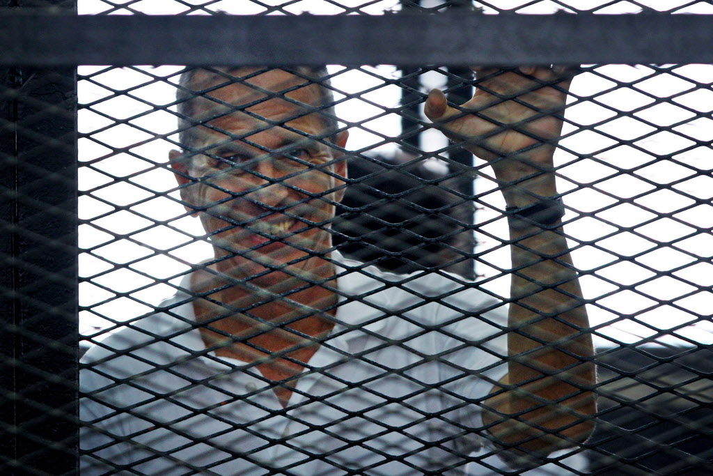 Mohamed Fahmy deserves more from Canada.
