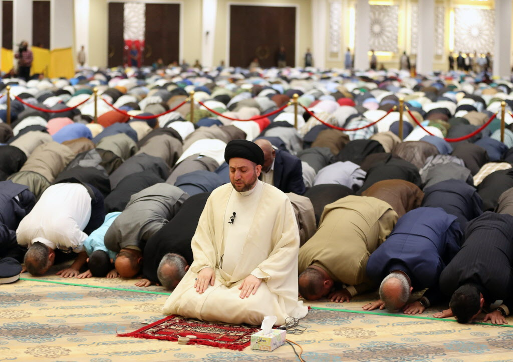 Islam -- the world's fastest growing religion -- will grow from 1.6 billion to 2.76 billion, nearly equalling Christianity for perhaps the first time in history. And if the trend continues, by 2100 Islam would surpass Christianity.