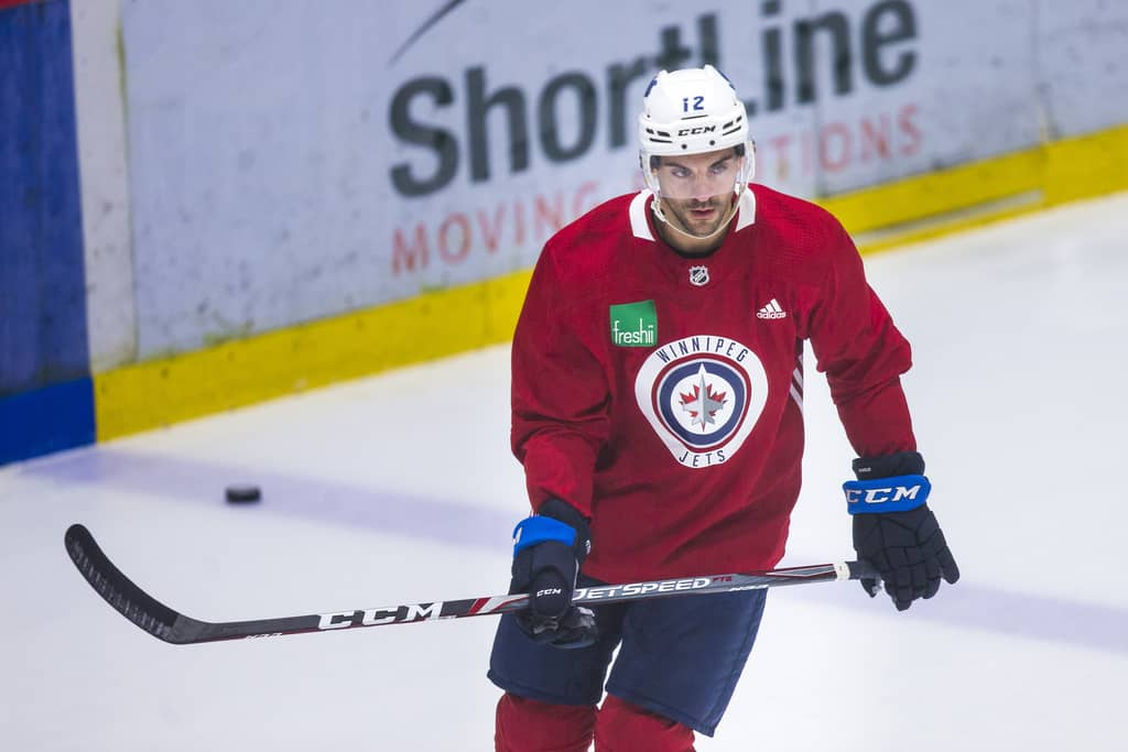 Dylan DeMelo should stabilize the Jets' defence when he returns for Saturday's match against the Senators.
