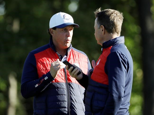 Surprise as Davis Love III opts for opening Ryder Cup with foursomes