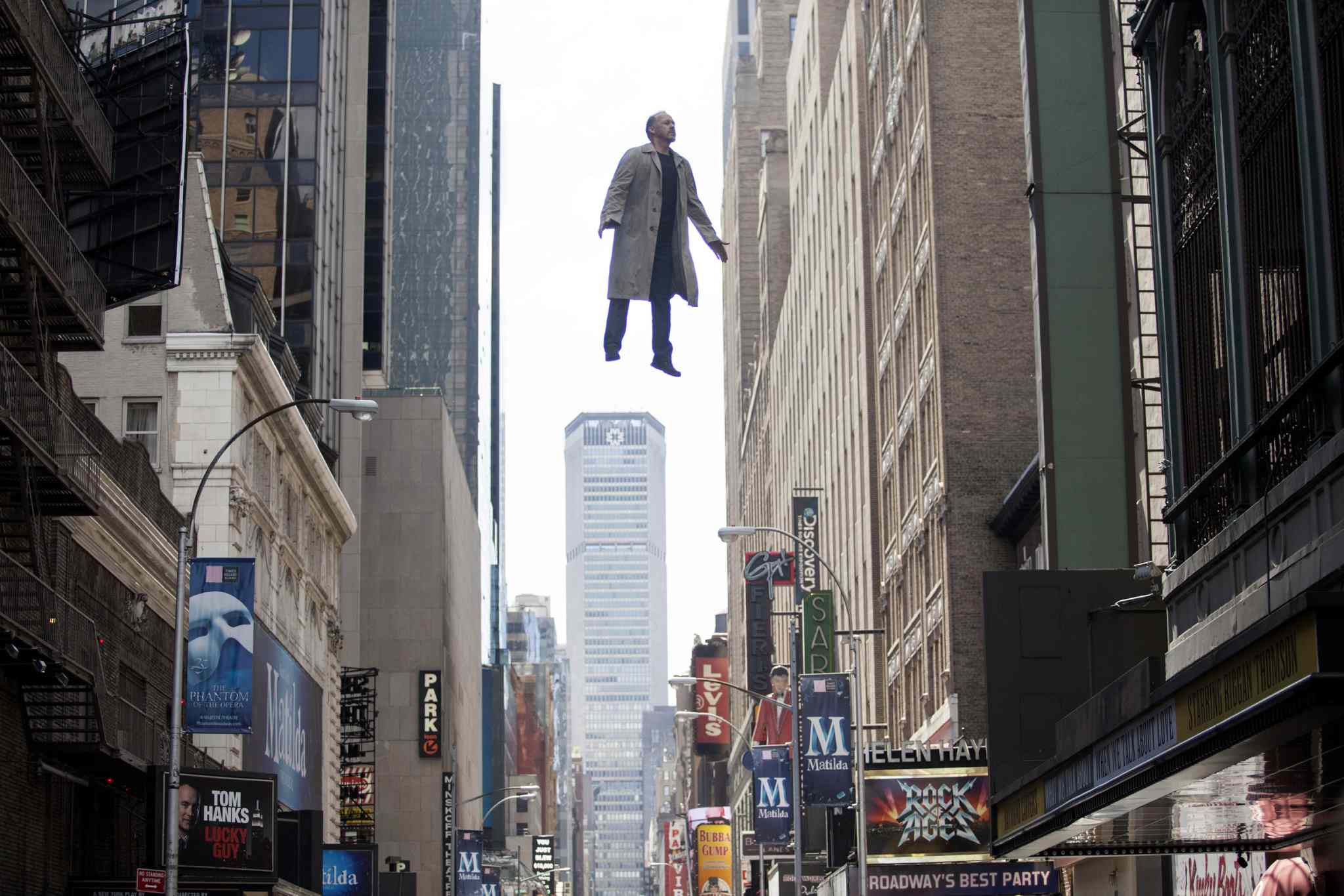 Michael Keaton in Birdman is the early favourite to win Best Actor at the Academy Awards. Care to bet on that?