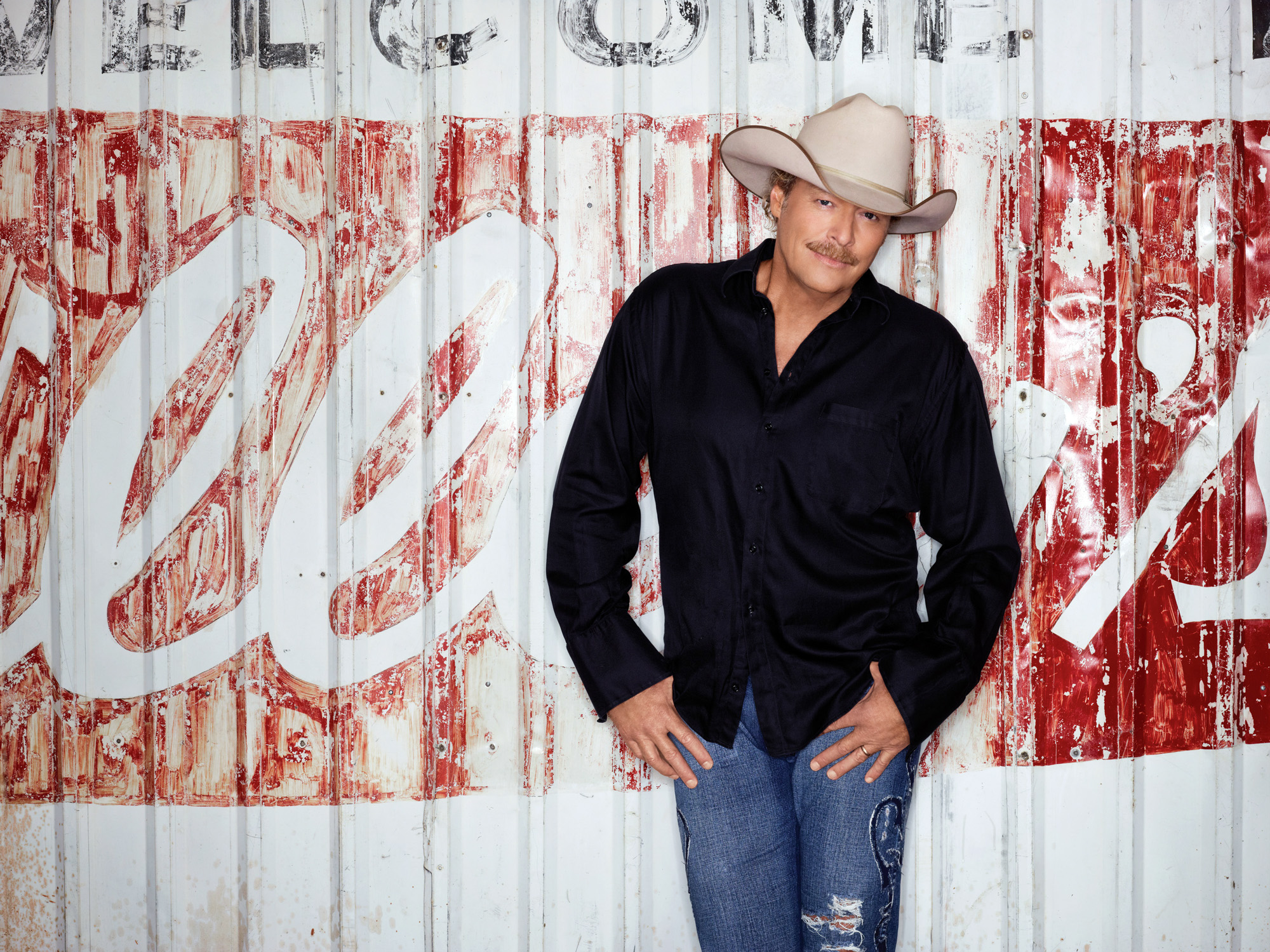 Alan Jackson is set to play in Winnipeg Sept. 17.