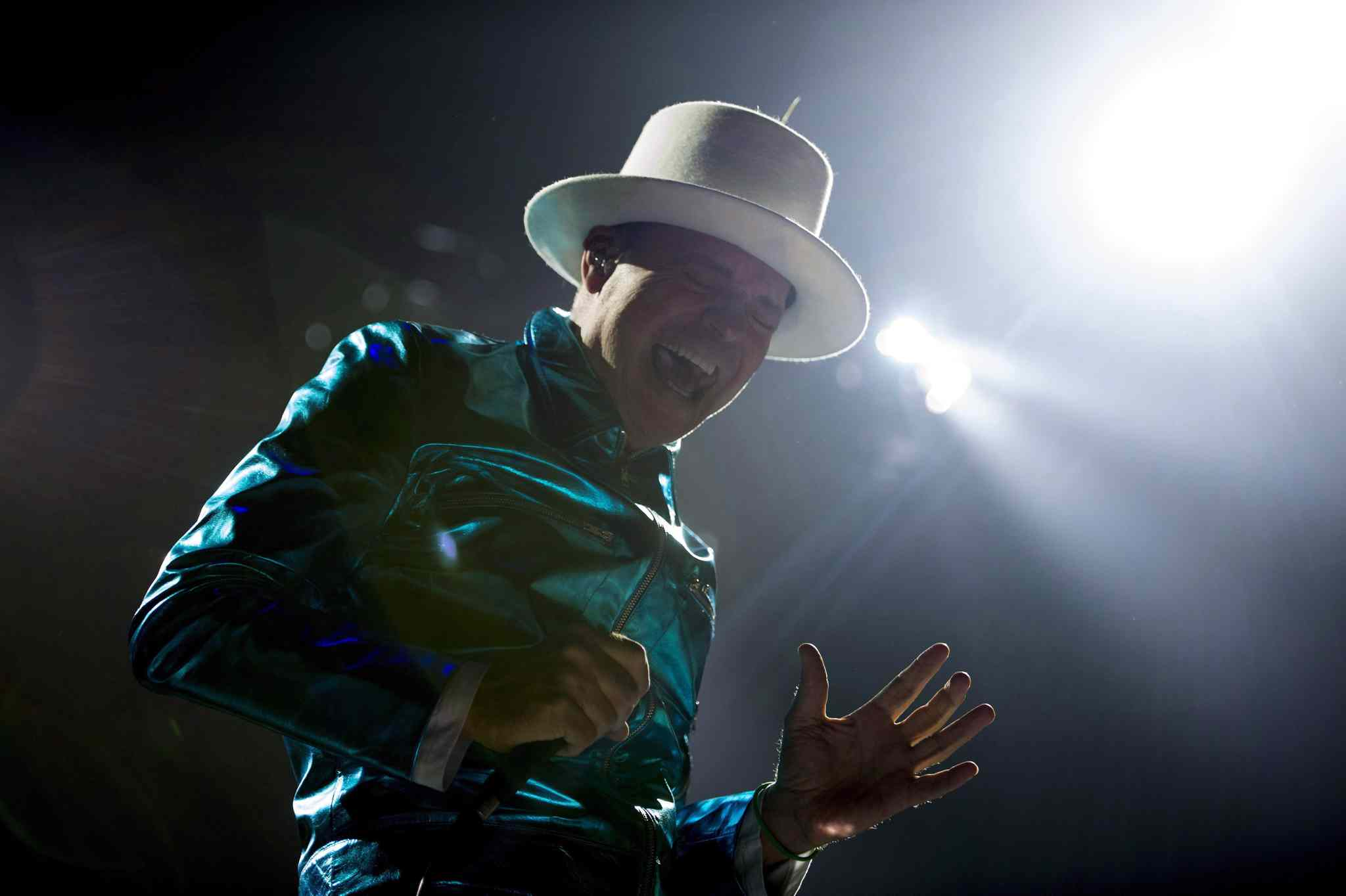 JONATHAN HAYWARD / THE CANADIAN PRESS FILES</P><p>Frontman of the Tragically Hip Gord Downie: No dress rehearsal. This is our life.