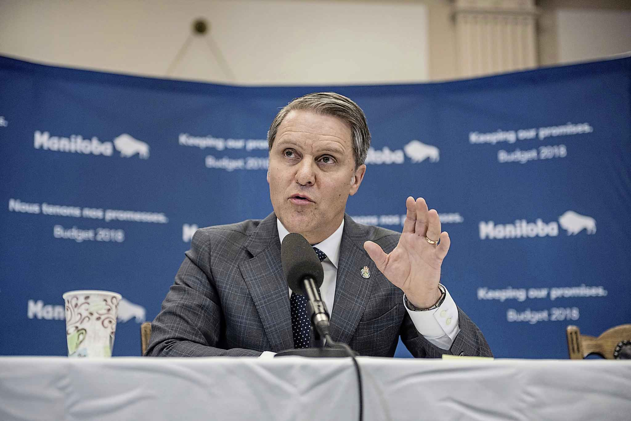 Manitoba Health Minister Cameron Friesen said Monday 'better processes' have since been established to ensure staff concerns are dealt with properly. (David Lipnowski / The Canadian Press files)