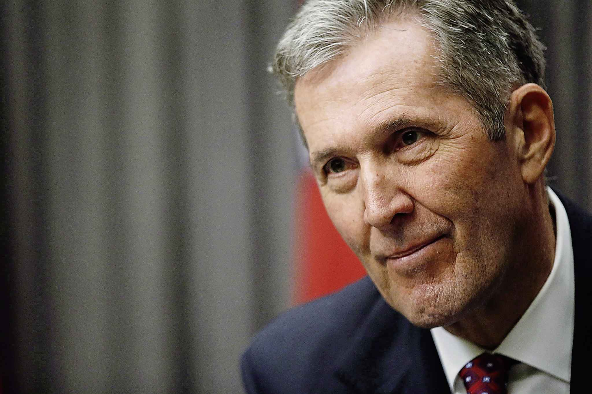 Premier Brian Pallister: The province will not be changing its budget process to accommodate the city's request.