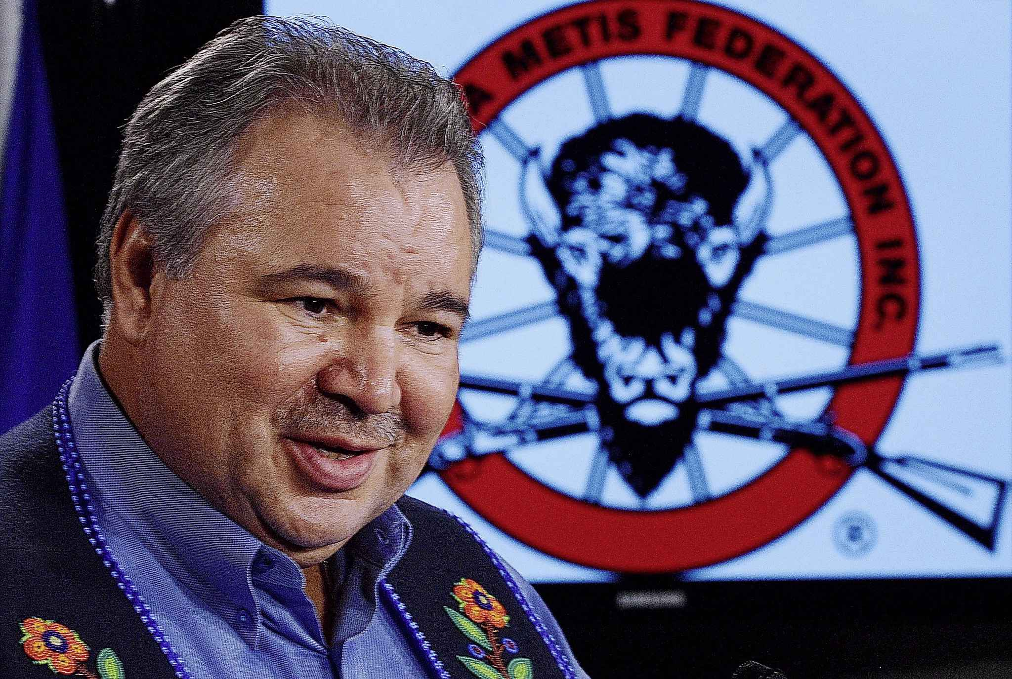 Manitoba Metis Federation president David Chartrand is misstating a 2013 Supreme Court ruling to give credence to a claim over Kapyong Barracks that lacks merit, Tom Brodbeck writes. (Sean Kilpatrick / The Canadian Press Files)