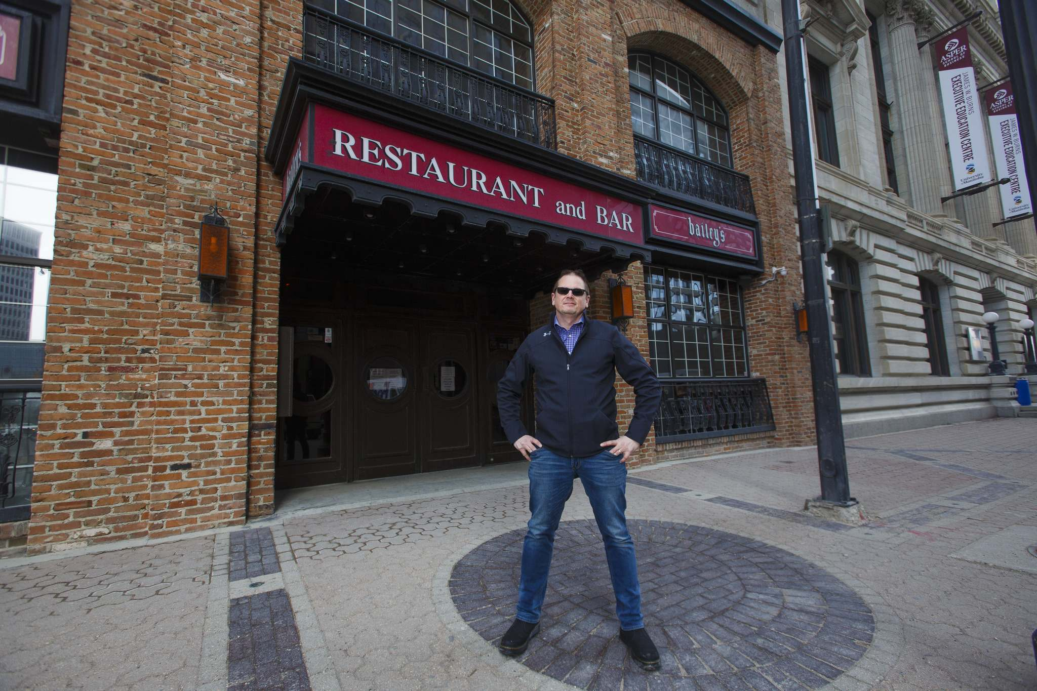 """""""We appreciate the support,"""" said Shaun Jeffrey, CEO of the Manitoba Restaurant and Foodservices Association.</p>"""