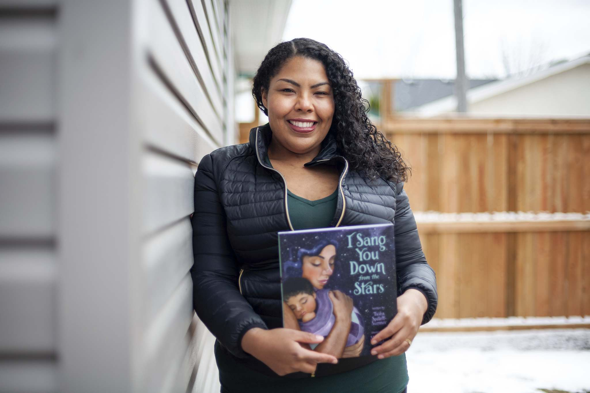 Daniel Crump / Winnipeg Free Press</p><p>Winnipeg author Tasha Spillet-Sumner says it's important for Indigenous and non-Indigenous Canadians to realize 'we come from strong, amazing, incredible, brilliant people.'</p>