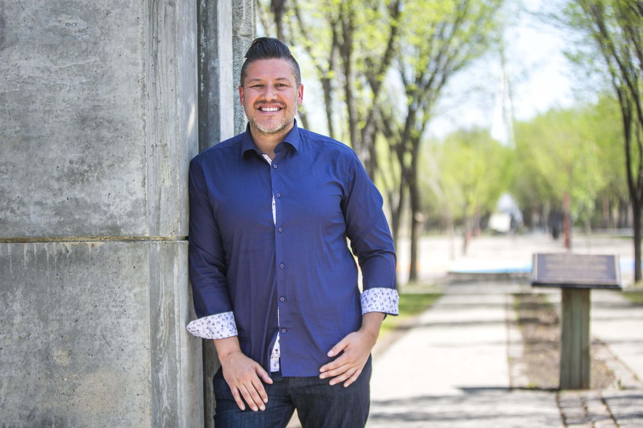 Bridges is the first Indigenous person to lead the Winnipeg Foundation — or any other community foundation in Canada — and the first member of the LGBTTQ+ community to do so.