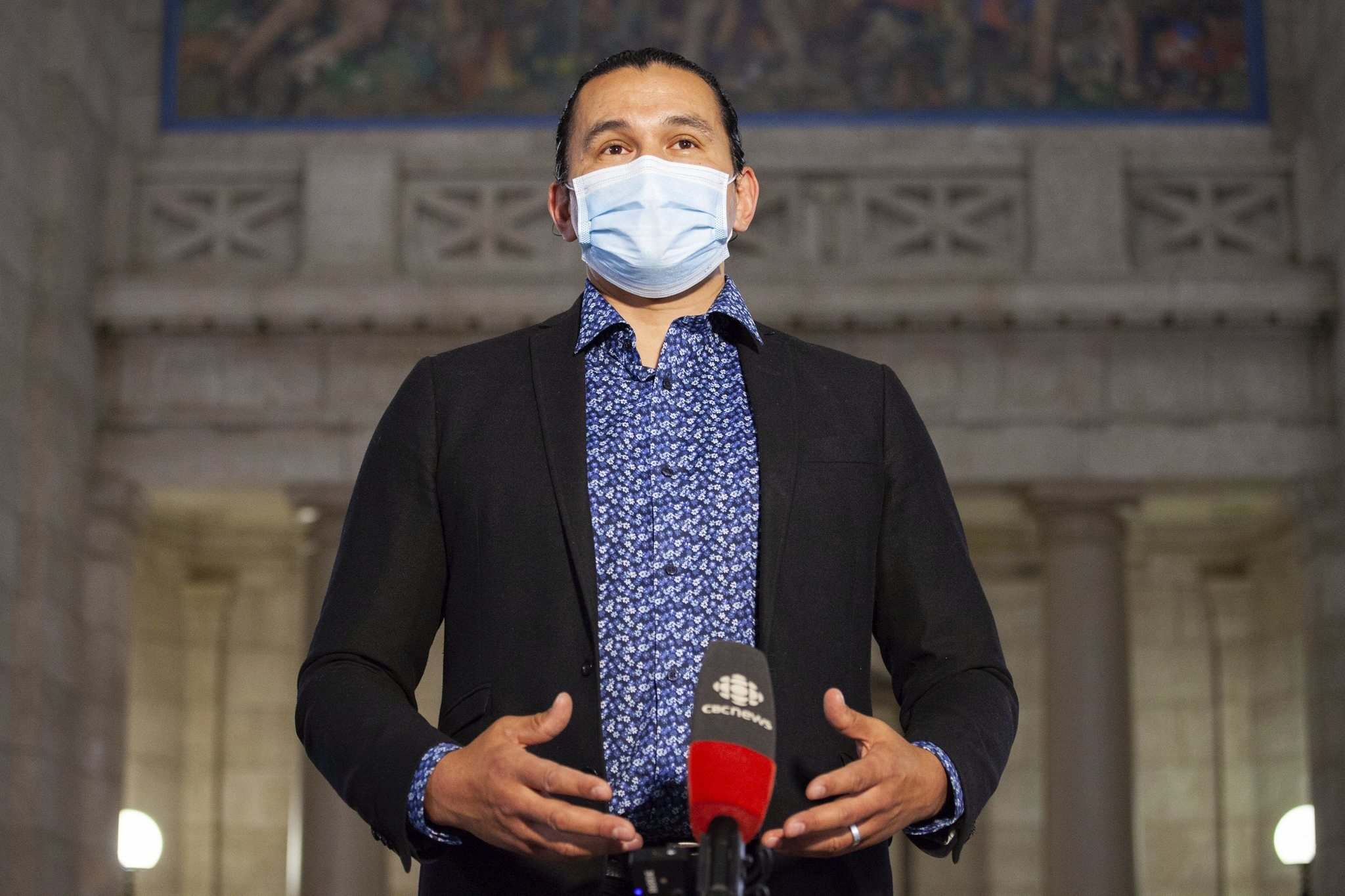 NDP Leader Wab Kinew said Manitobans deserve answers about the incident, including whether the attempt to transfer the patient resulted in their death.