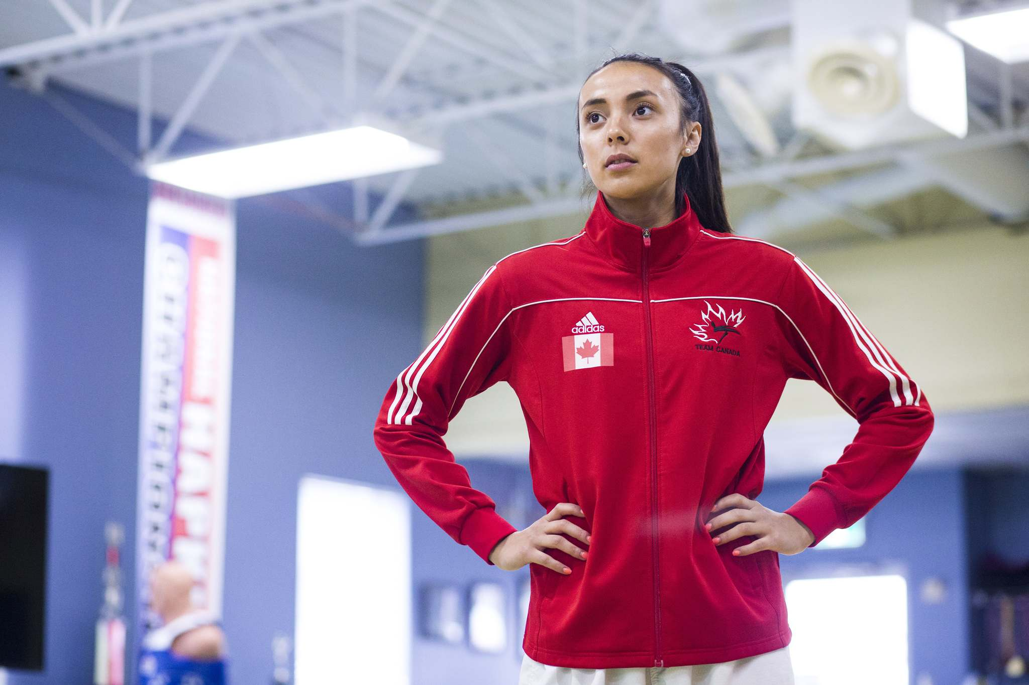 MIKAELA MACKENZIE / WINNIPEG FREE PRESS </p>  Skylar makes her Olympic debut in the single-elimination tournament on July 26; five consecutive wins would put her on top of the podium.