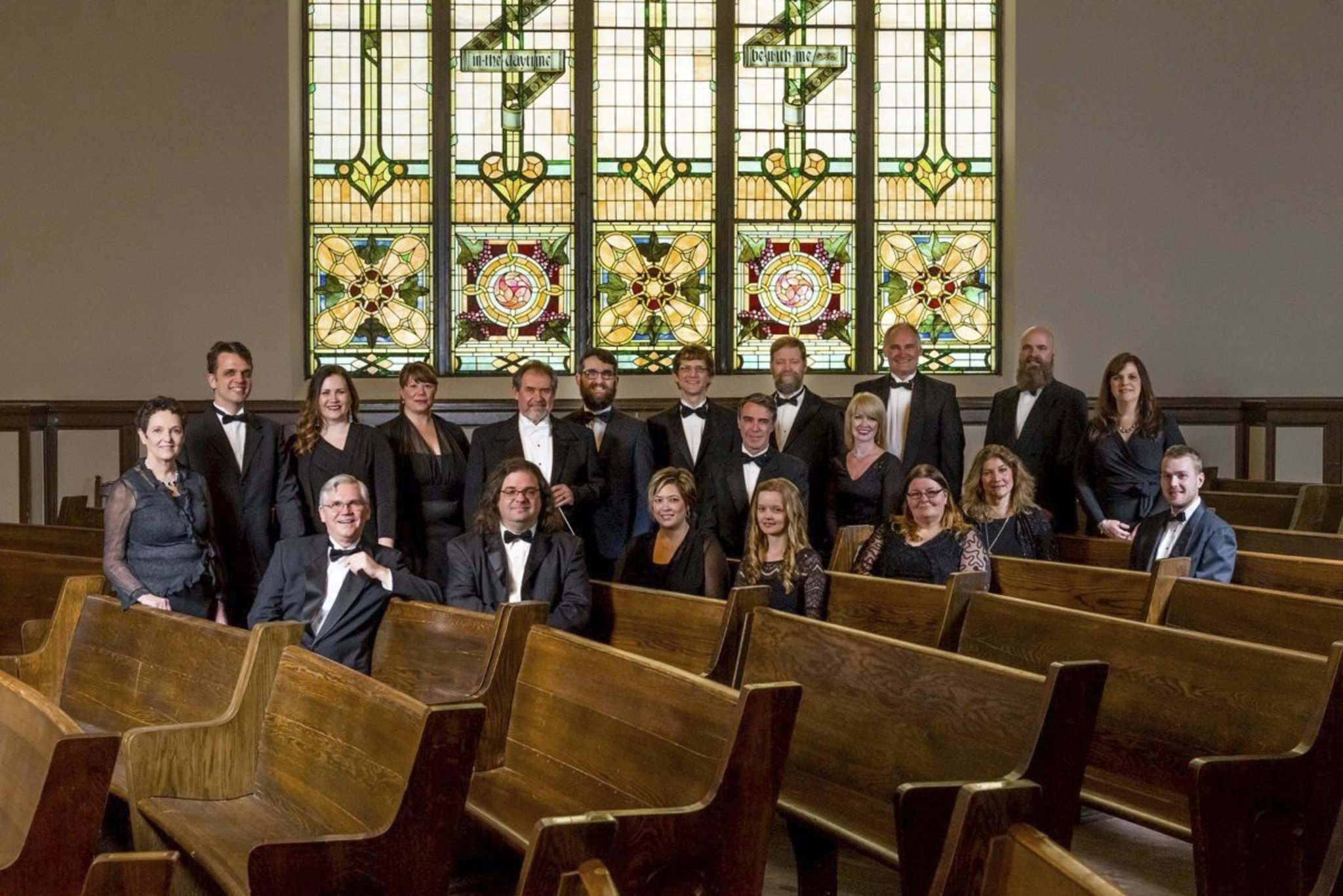 SUPPLIED</p><p>The Winnipeg Singers won the Golden David at the Florence International Choir Festival.</p></p>