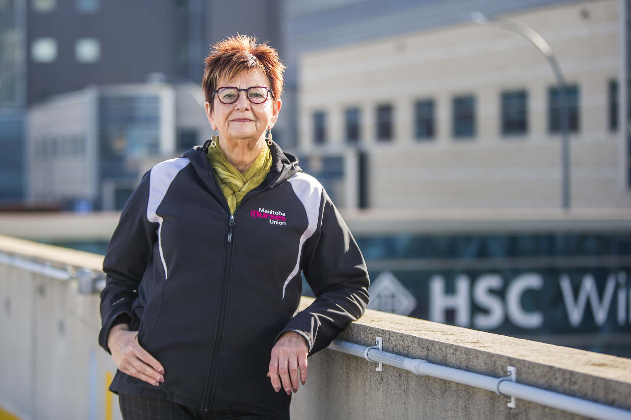 The goal is to get the government to binding arbitration, not to disrupt the health-care system in a pandemic, says Manitoba Nurses' Union president Darlene Jackson. (Mikaela MacKenzie / Winnipeg Free Press files)</p>