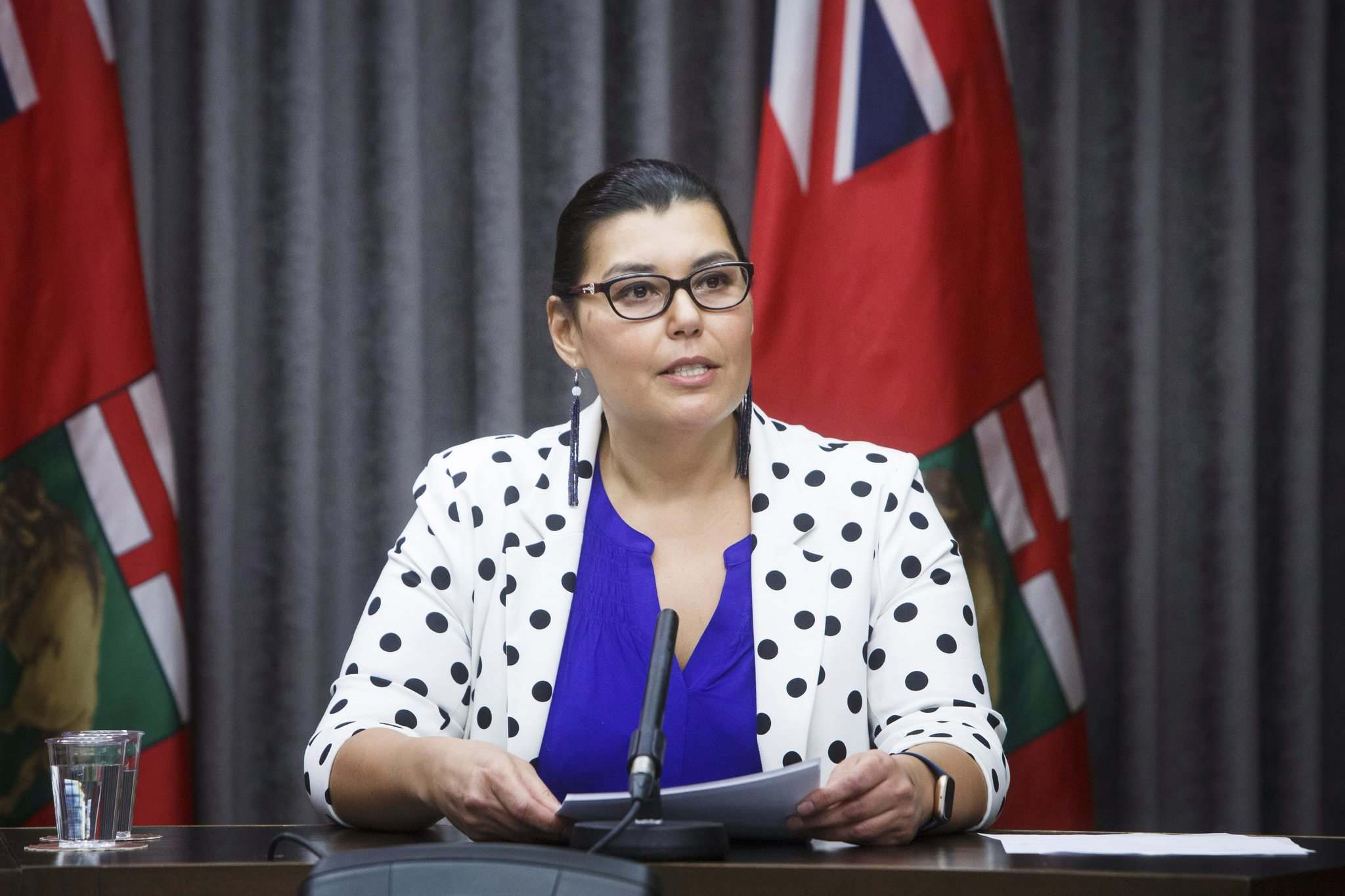 More needs to be done to address the wider systemic issues contributing to poor health outcomes among racialized people, says Dr. Marcia Anderson, medical lead of the First Nations Pandemic Response Co-ordination Team. (Mike Deal / Winnipeg Free Press files)