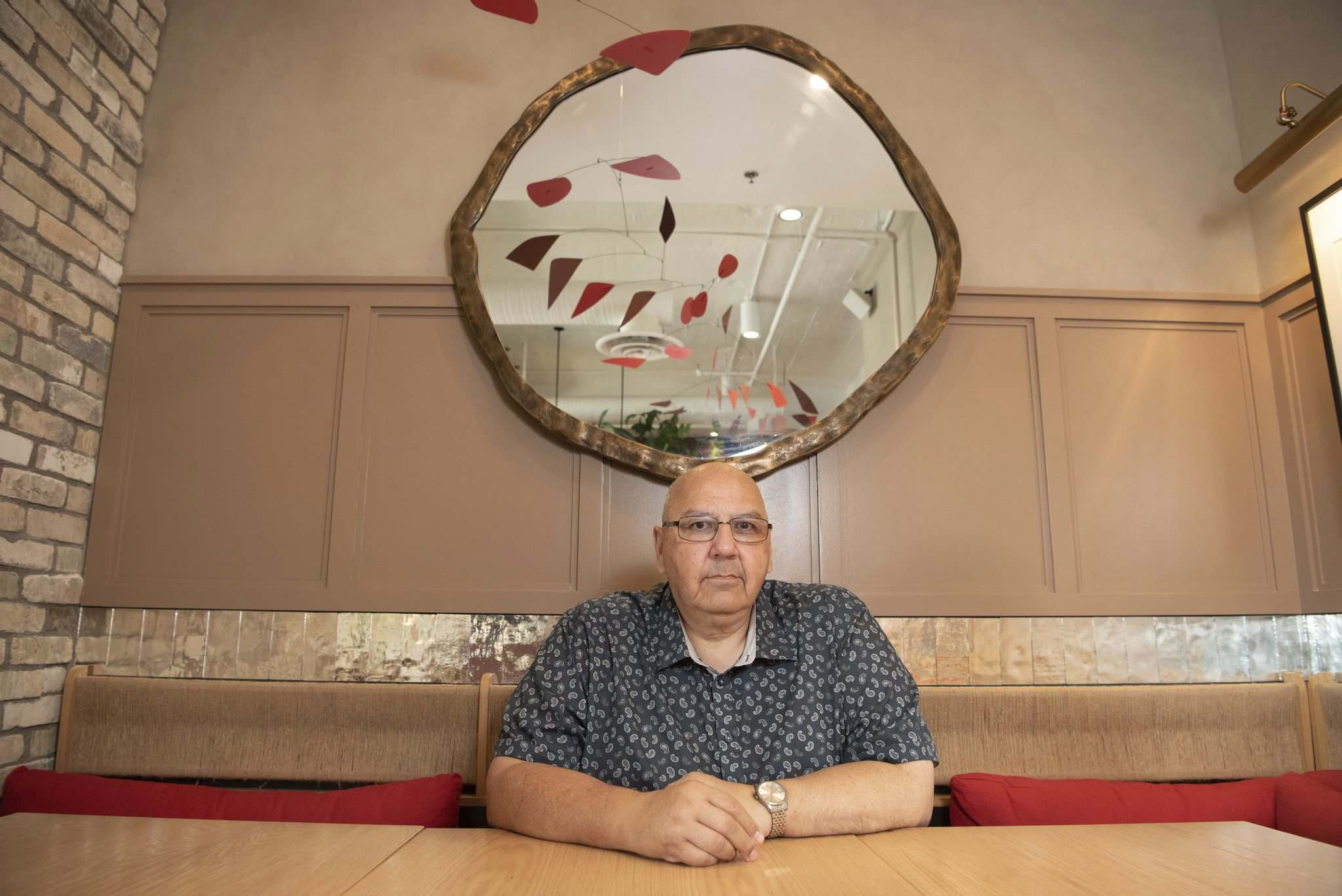 Albert McLeod is a human rights advocate and member of Nisichawayasihk Cree Nation