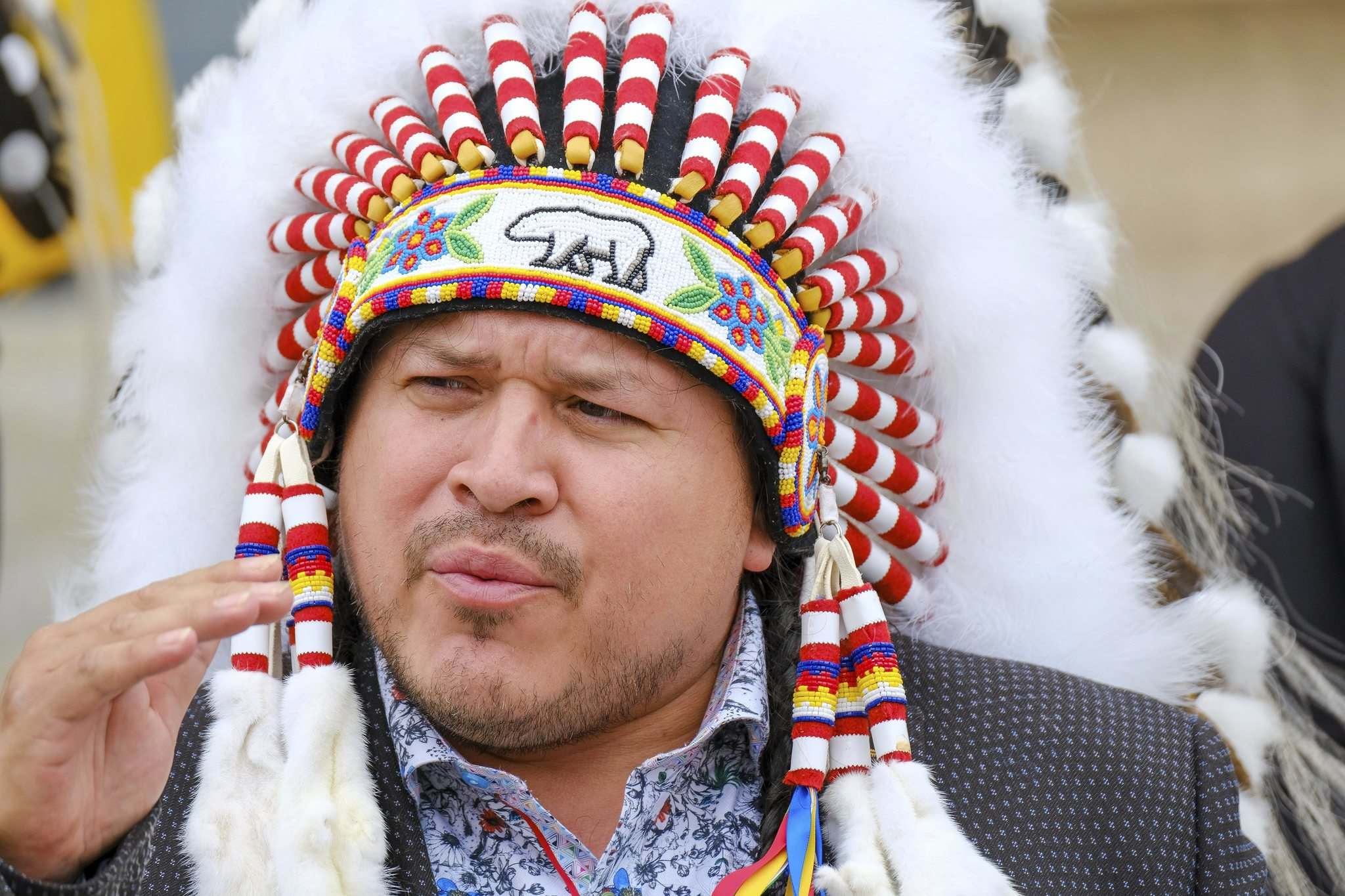 """""""If Pallister can't lead, and his cabinet can't lead, they do need to resign, and they can remove themselves from politics,"""" Southern Chiefs' Organization Grand Chief Jerry Daniels said."""