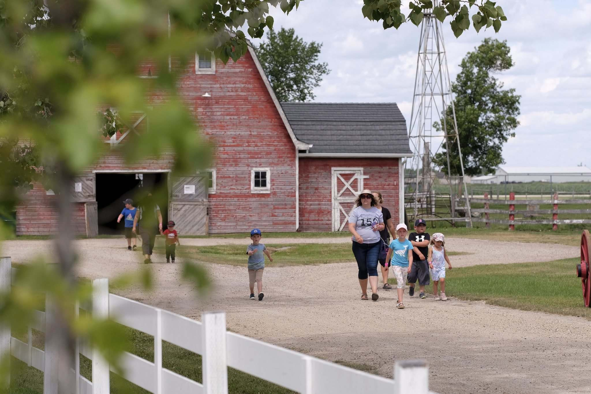 SHANNON VANRAES / WINNIPEG FREE PRESS FILES</p><p>The Mennonite Heritage Village in Steinbach will require visitors to prove they are fully vaccinated against COVID-19.</p>