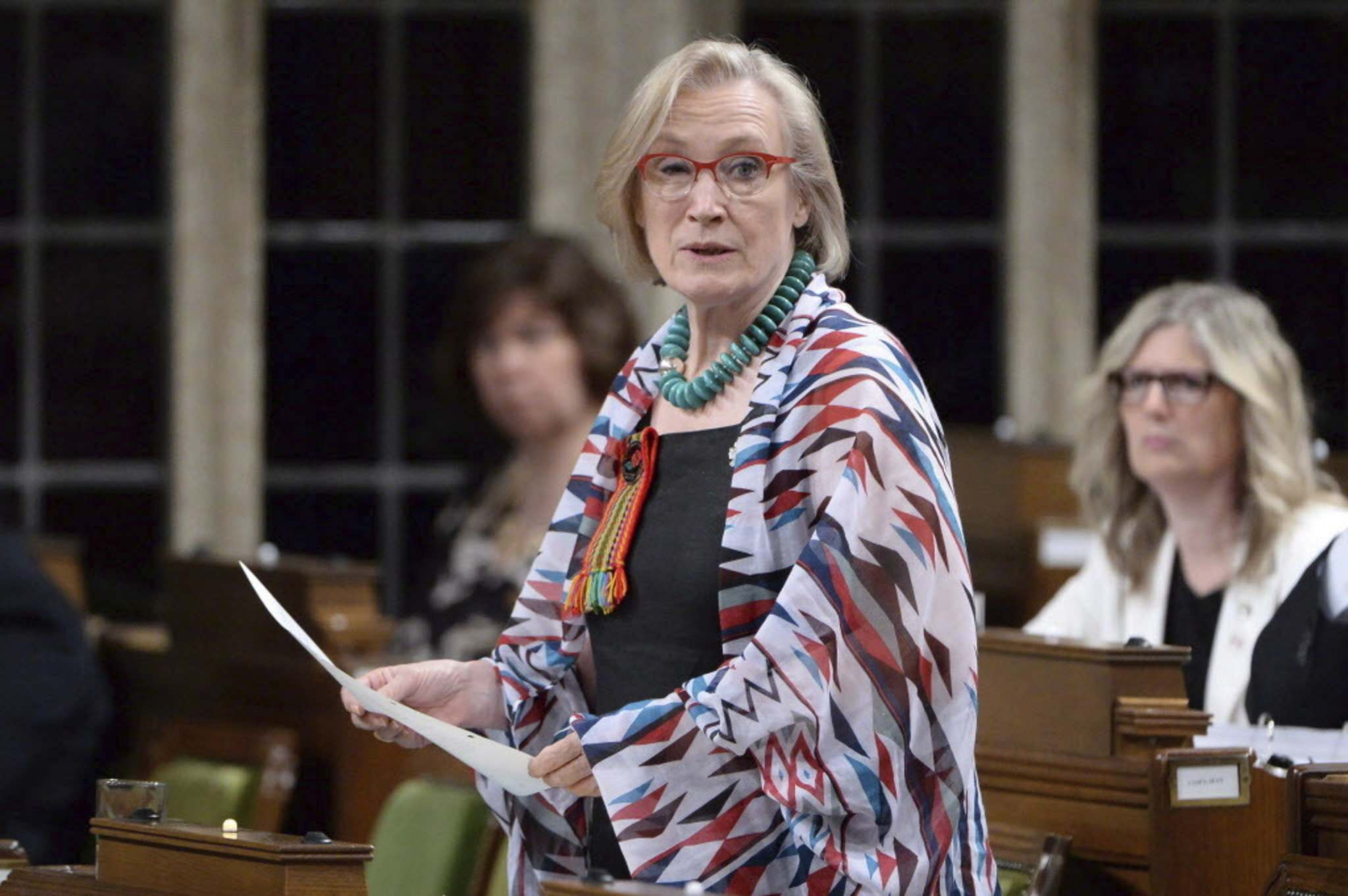 CANADIAN PRESS FILES</p><p>Indigenous Affairs Minister Carolyn Bennett unveiled the details of the national inquiry this morning.</p></p>