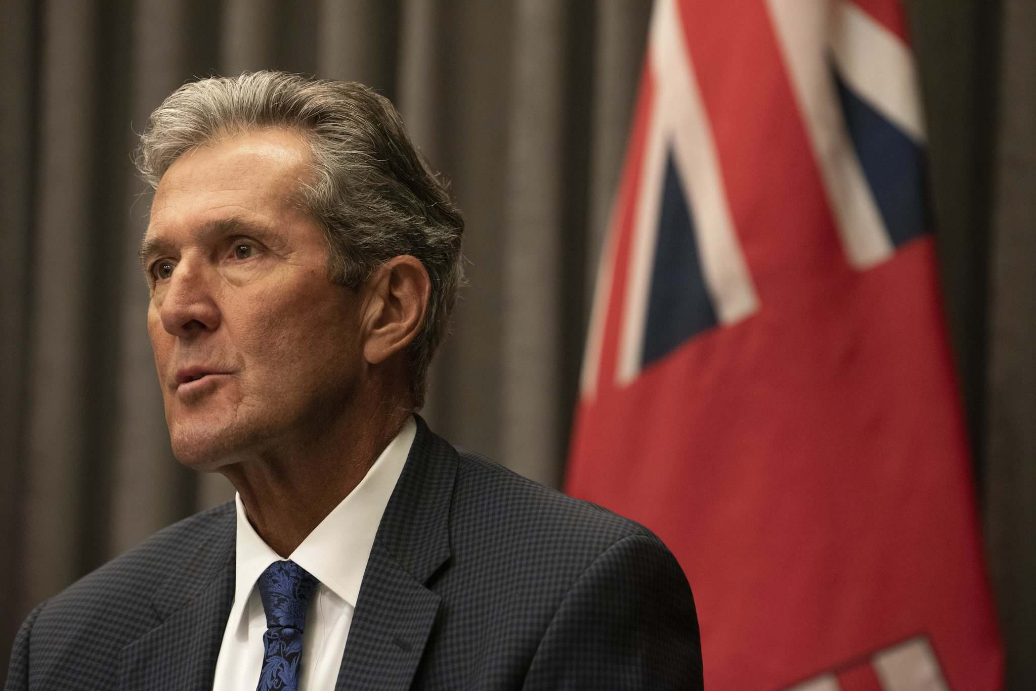 No matter how incompetent or offensive, Premier Brian Pallister always finds something or someone else to blame and then readies himself to make the same mistakes over again.