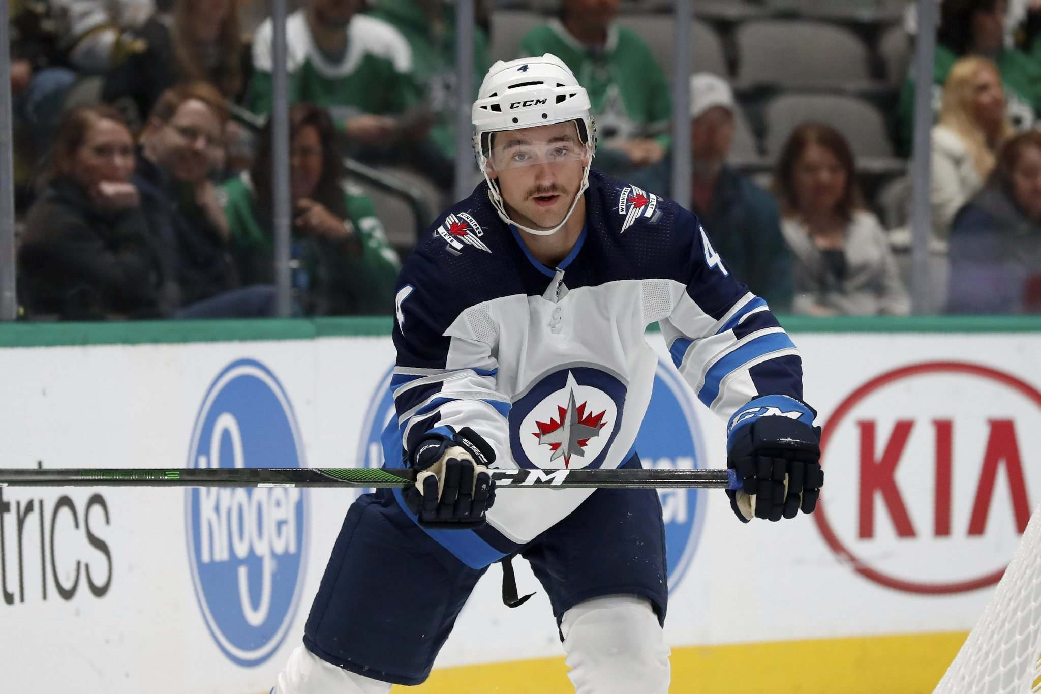 Tony Gutierrez / The Associated Press files</p><p>A number of NHL defenceman with less-impressive stats than Neal Pionk have signed impressive contracts this off season. </p>