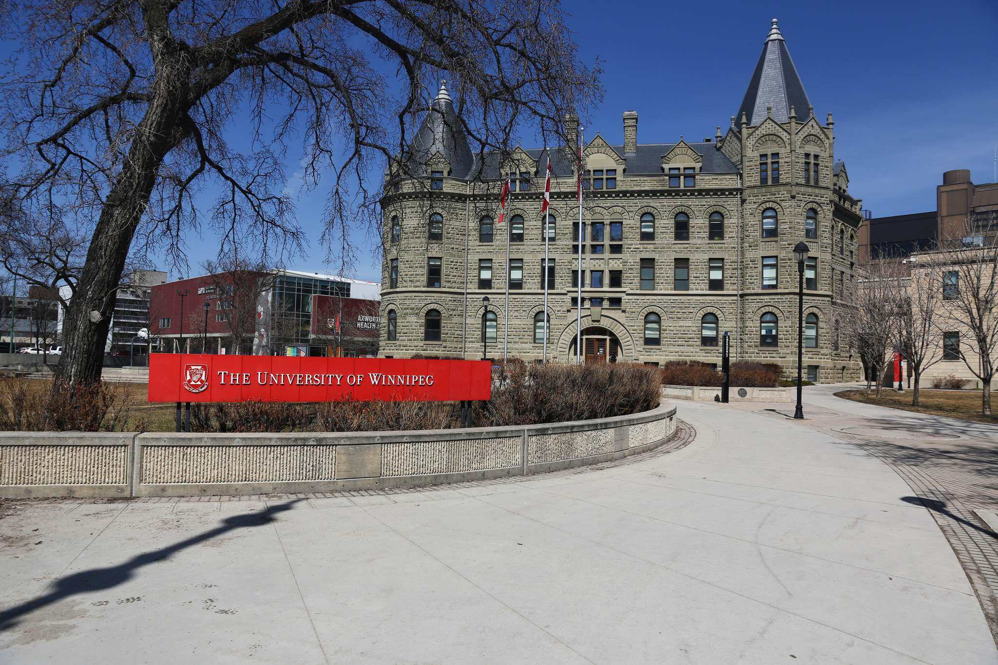 MIKE DEAL / WINNIPEG FREE PRESS files</p><p>The University of Winnipeg Faculty Association will decide today whether to recommend mandatory COVID-19 measures this fall.</p></p>