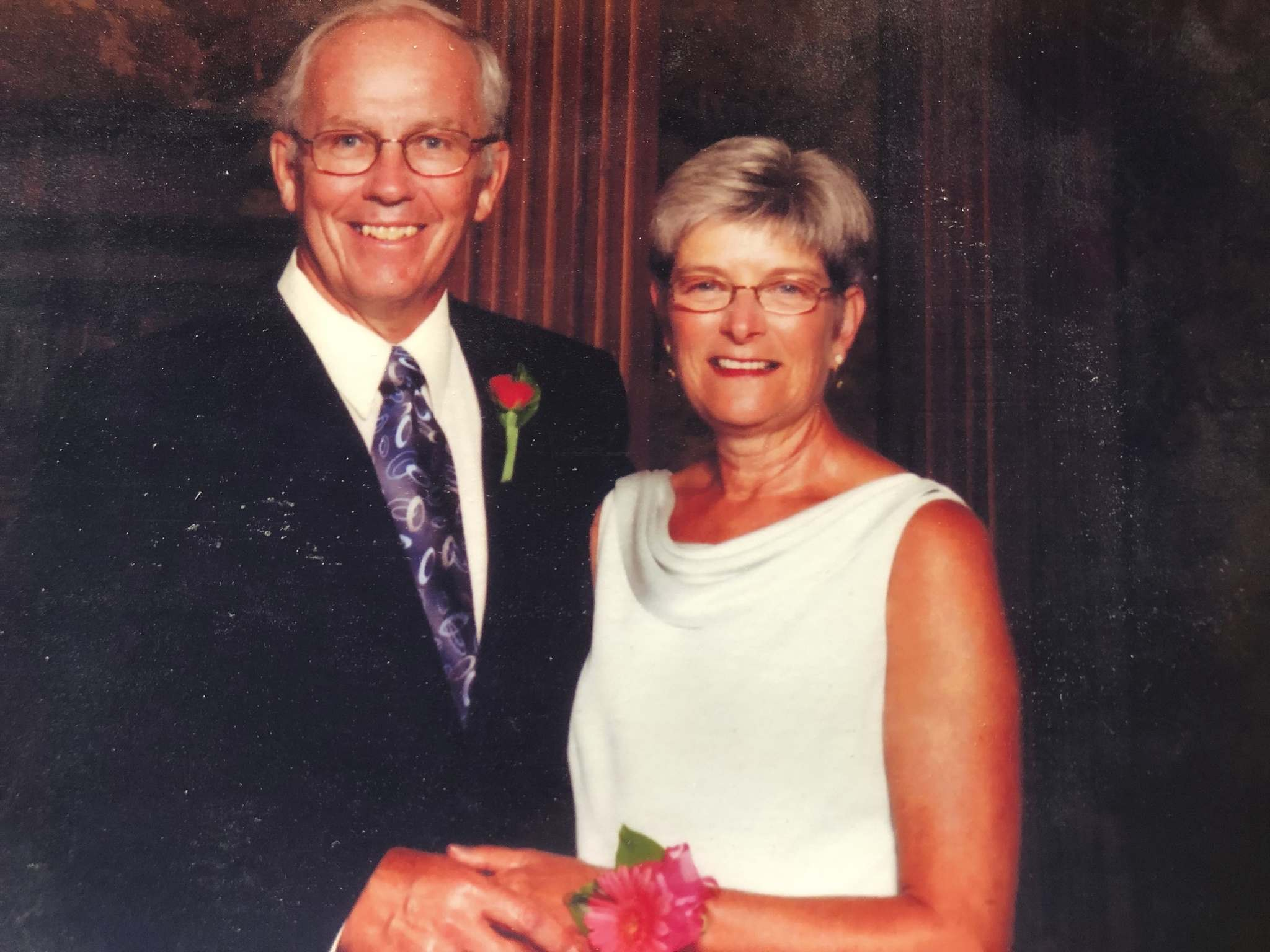 supplied</p><p>Rick and Heather were married for nearly 54 years.</p>