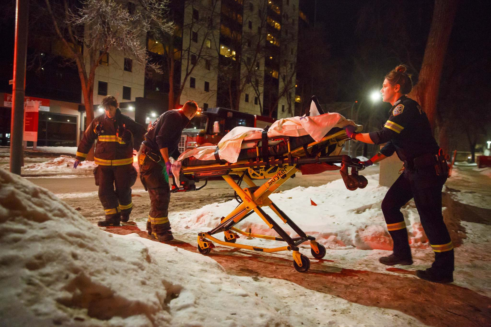 The collective agreement between the City of Winnipeg and the United Fire Fighters of Winnipeg expired Dec. 26, 2020.  (Mike Deal / Winnipeg Free Press files)