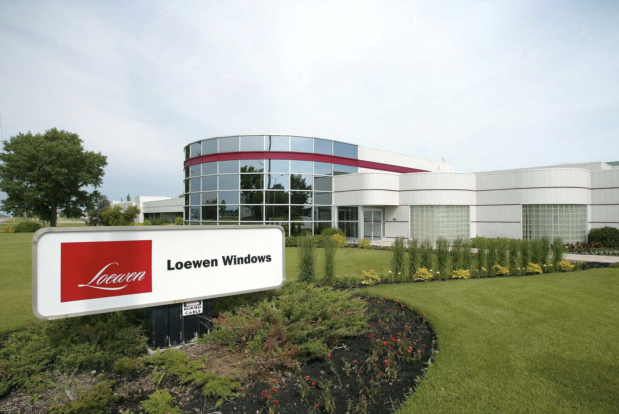 Loewen Windows Manufacturing in Steinbach has conducted several pop-up vaccination clinics.