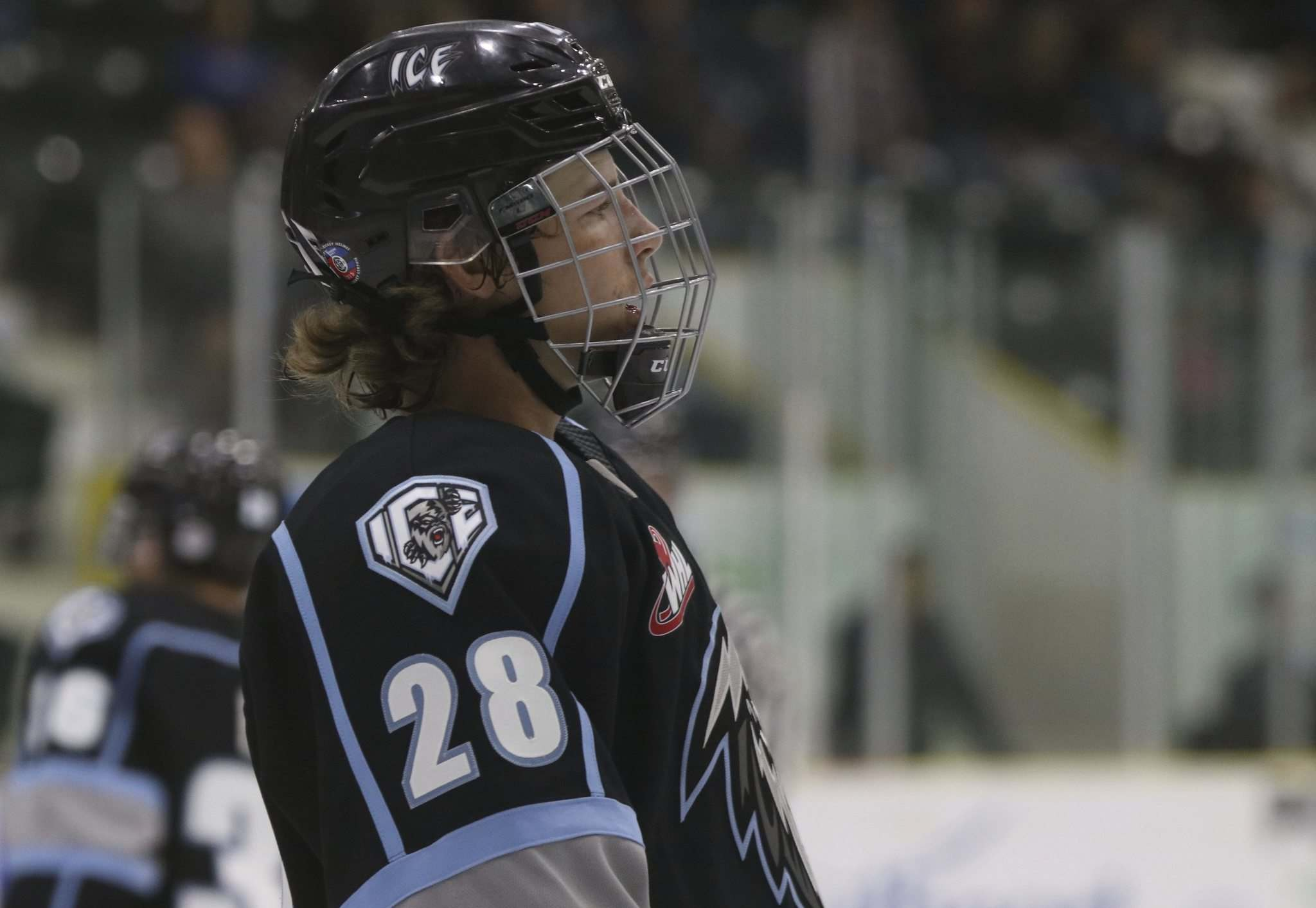 Conor is preparing for his second season as a member the WHL's Winnipeg Ice. He is likely a first-round pick in the 2022 NHL Draft. (Perry Bergson / The Brandon Sun files)