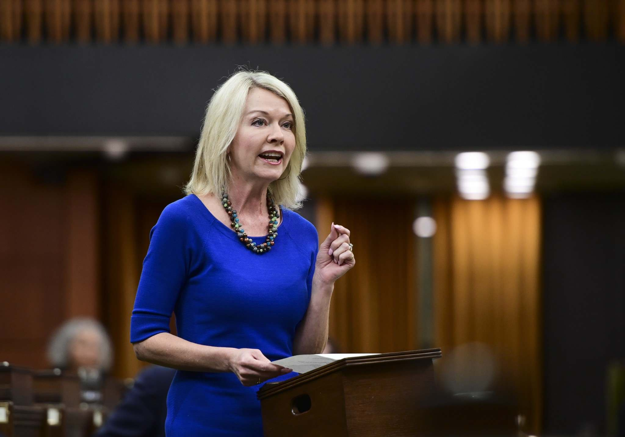 The PPC placed second with about 21 per cent of votes in Portage-Lisgar, which aligns with the drop in support for Tory incumbent Candice Bergen, who had 53 per cent of votes Monday.</p></p>