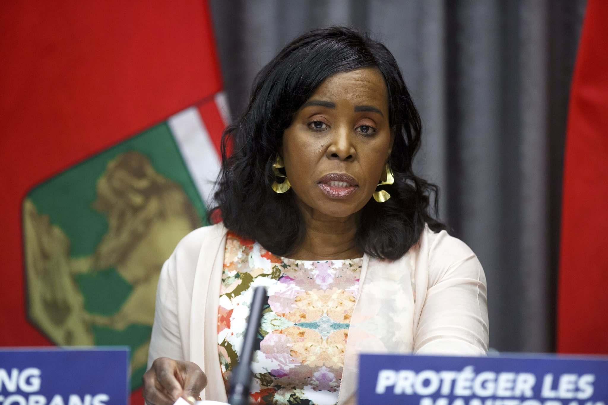 MIKE DEAL / WINNIPEG FREE PRESS FILES</p><p>Health Minister Audrey Gordon has declined to answer direct questions about Manitoba's COVID-19 triage protocol.</p>