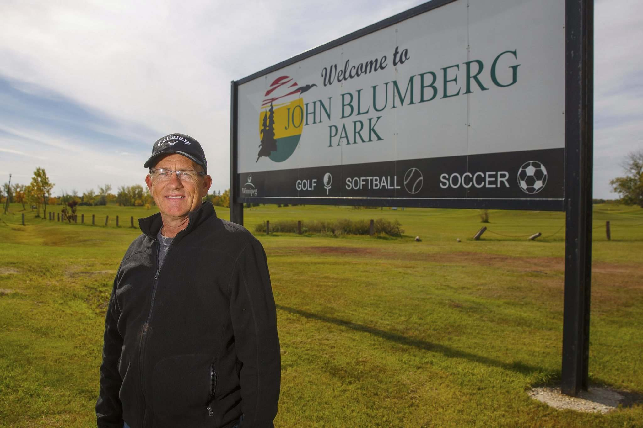 MIKE DEAL / WINNIPEG FREE PRESS</p><p>Brian Campbell operates the Headingley course through a lease with the city.</p>