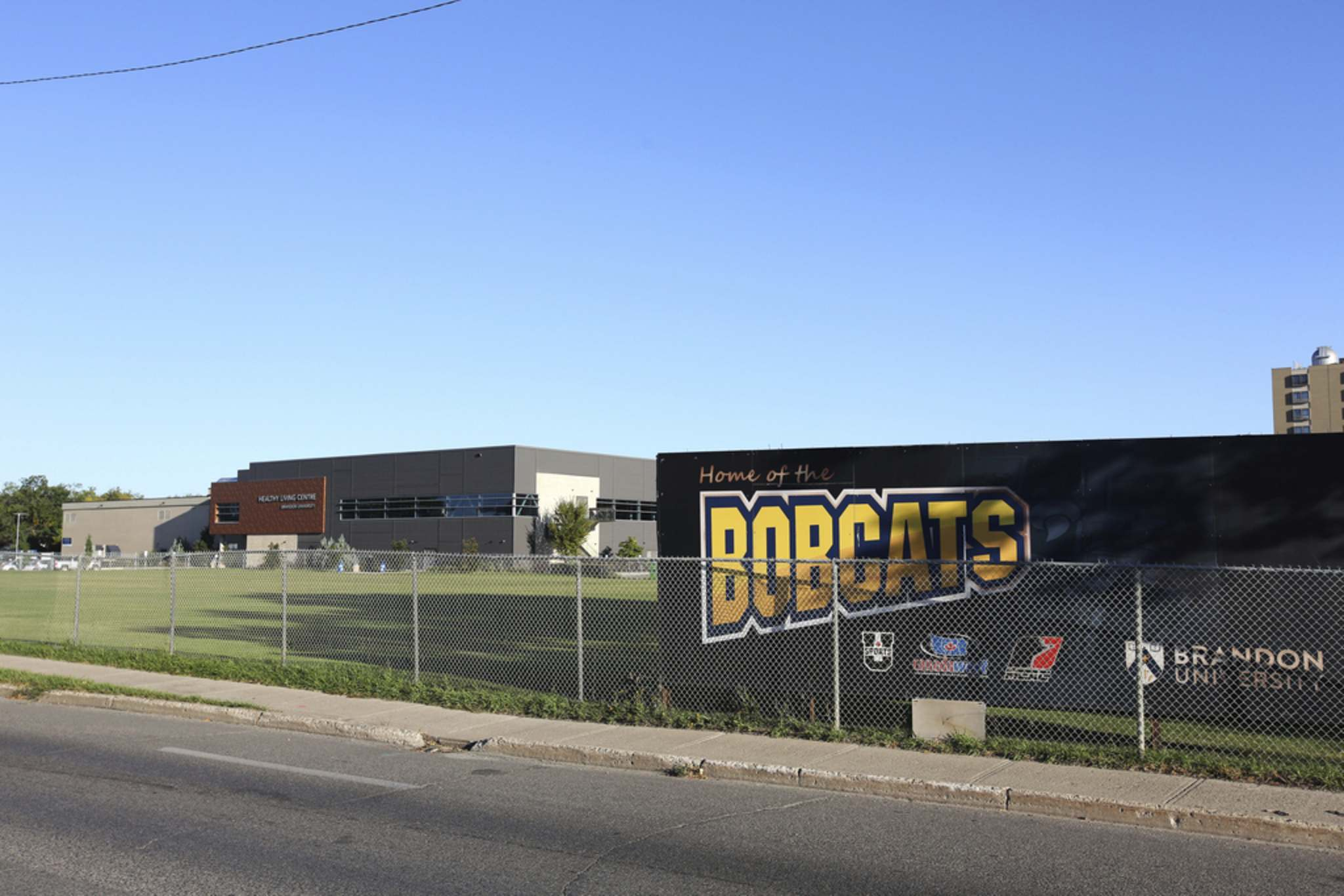 (Tim Smith/The Brandon Sun)</p><p>The Brandon University Bobcats soccer pitch. The head coach of BU's women's soccer program remained on the job for months, despite an internal investigation concluding that he had acted inappropriately with student athletes.</p></p>