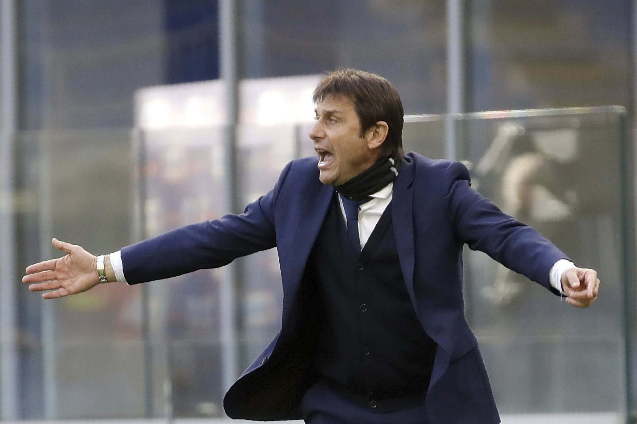 Luca Bruno / The Associated Press files</p><p>If Manchester United is going to live up to its potential, the club would do well to hire Antonio Conte. </p>