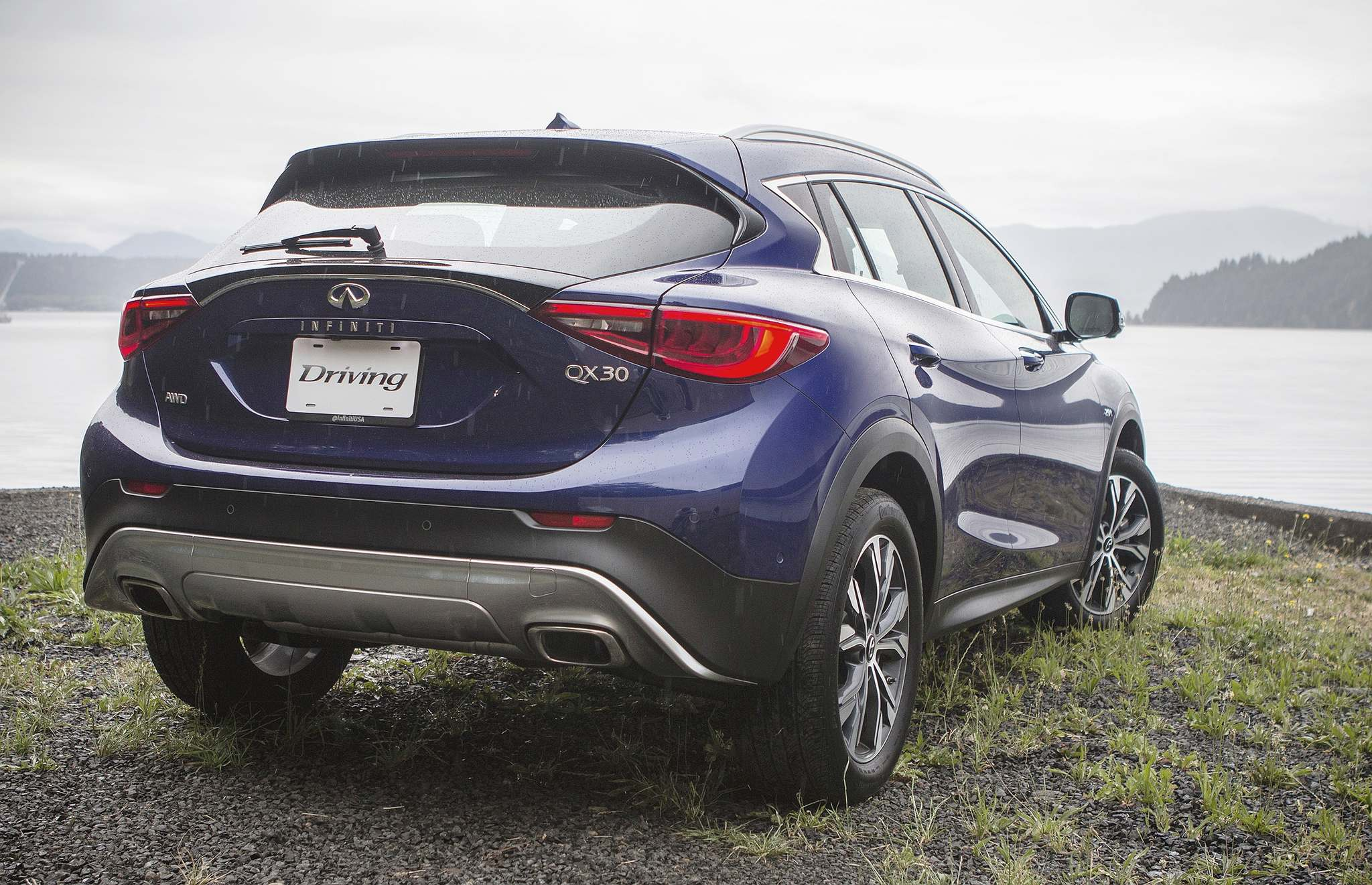 Clayton Seams / postmedia network inc.The 2017 QX30 represents the first new model for Infiniti since 2013.