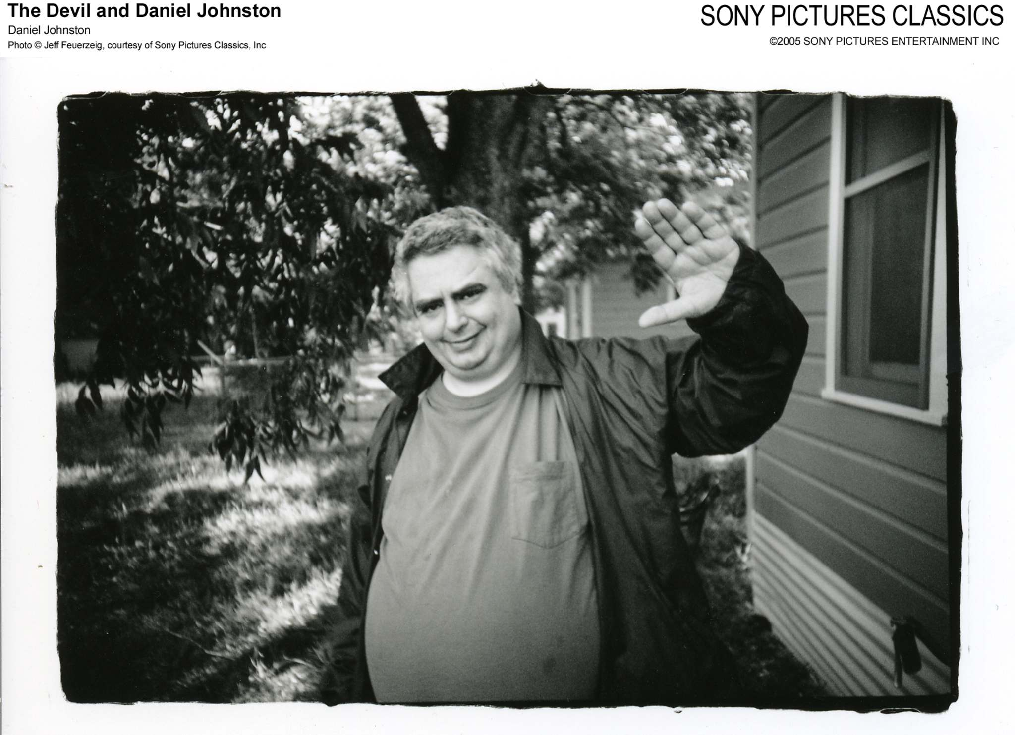 SUPPLIED PHOTO</p><p>Musician Daniel Johnston.</p></p>