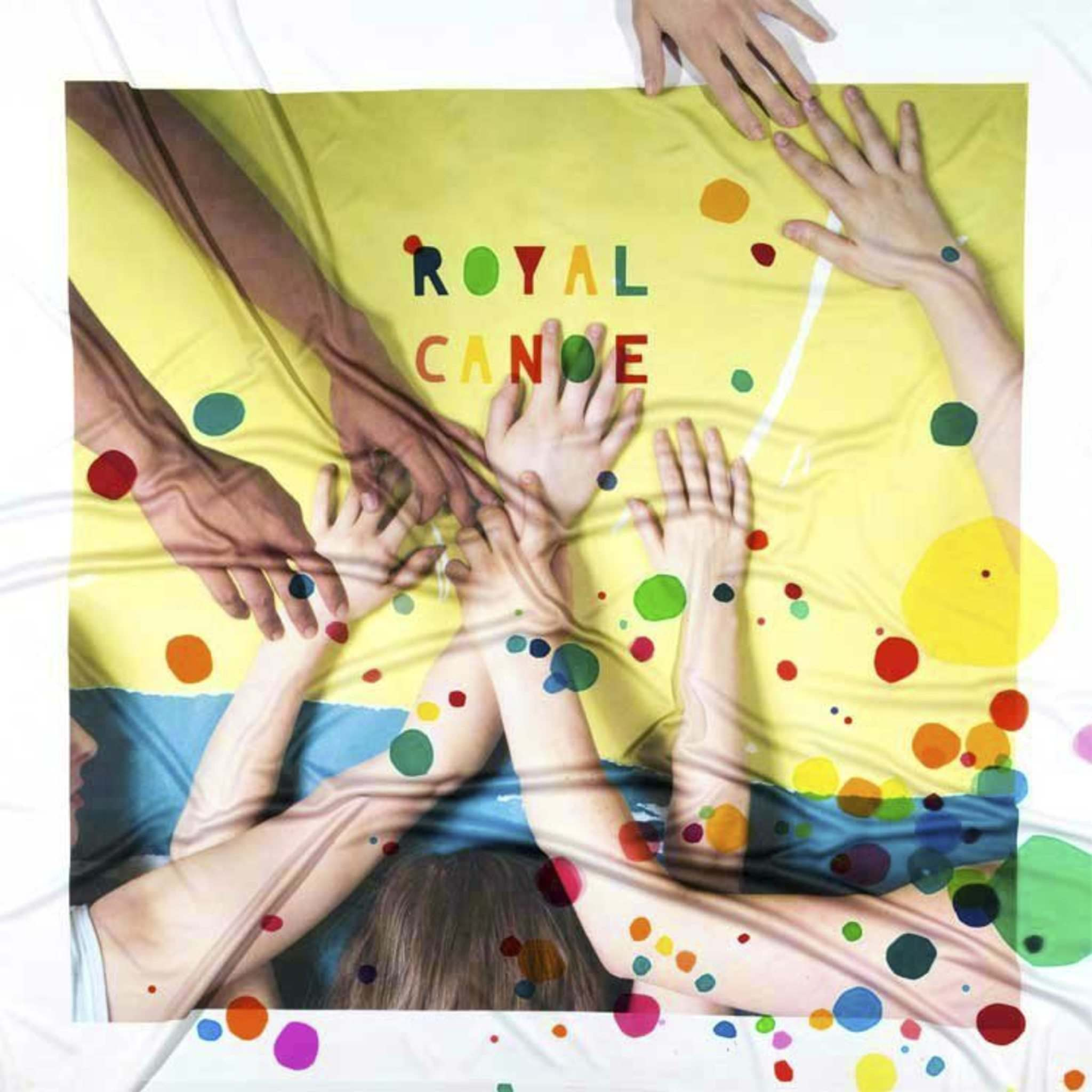 Royal Canoe / Something Got Lost Between Here and the Orbit</p>
