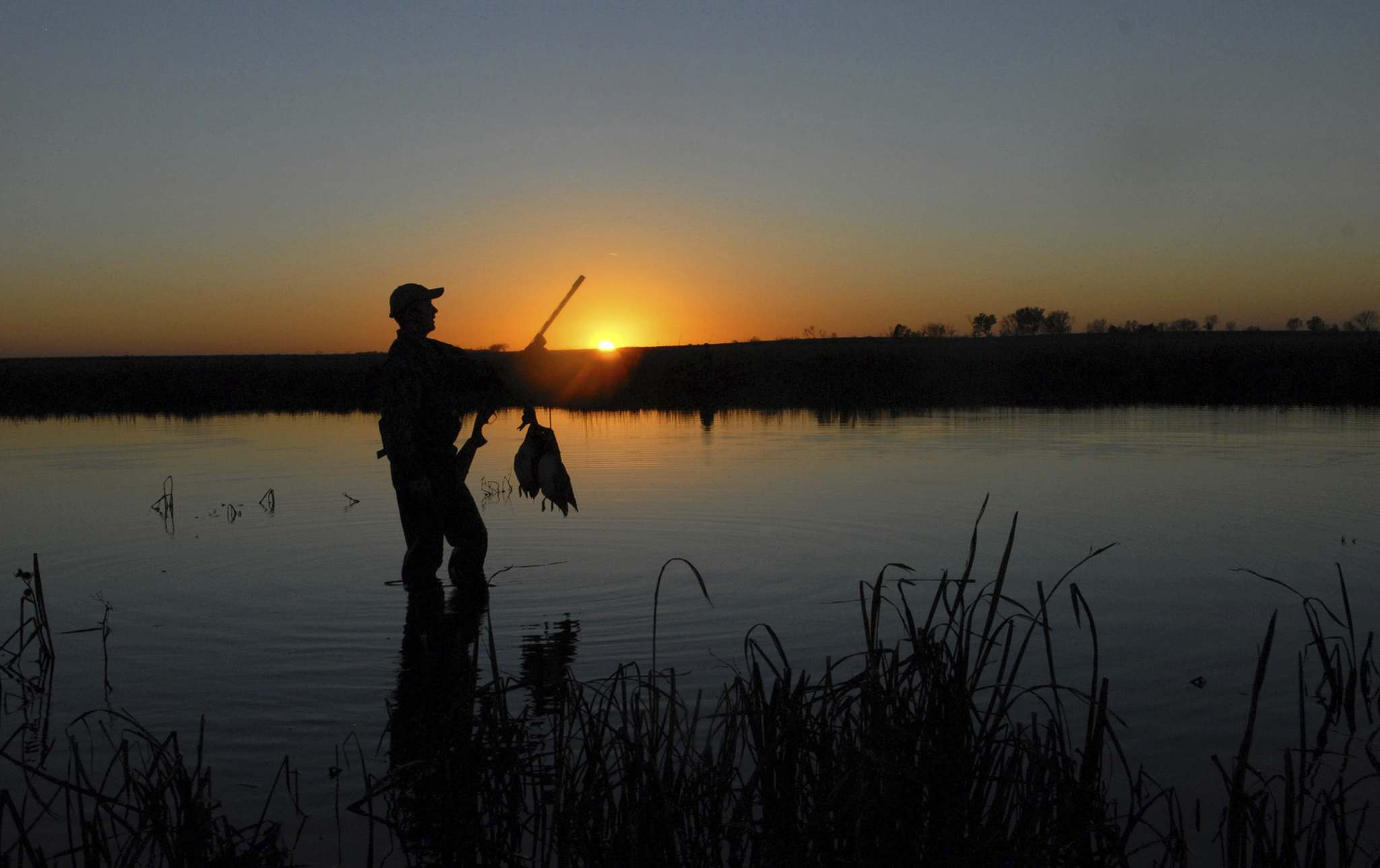 Dennis Anderson / Minneapolis Star TribuneThousands of American hunters and anglers visit Manitoba every year. Welcoming them with open arms helps local tourism continue to flourish.