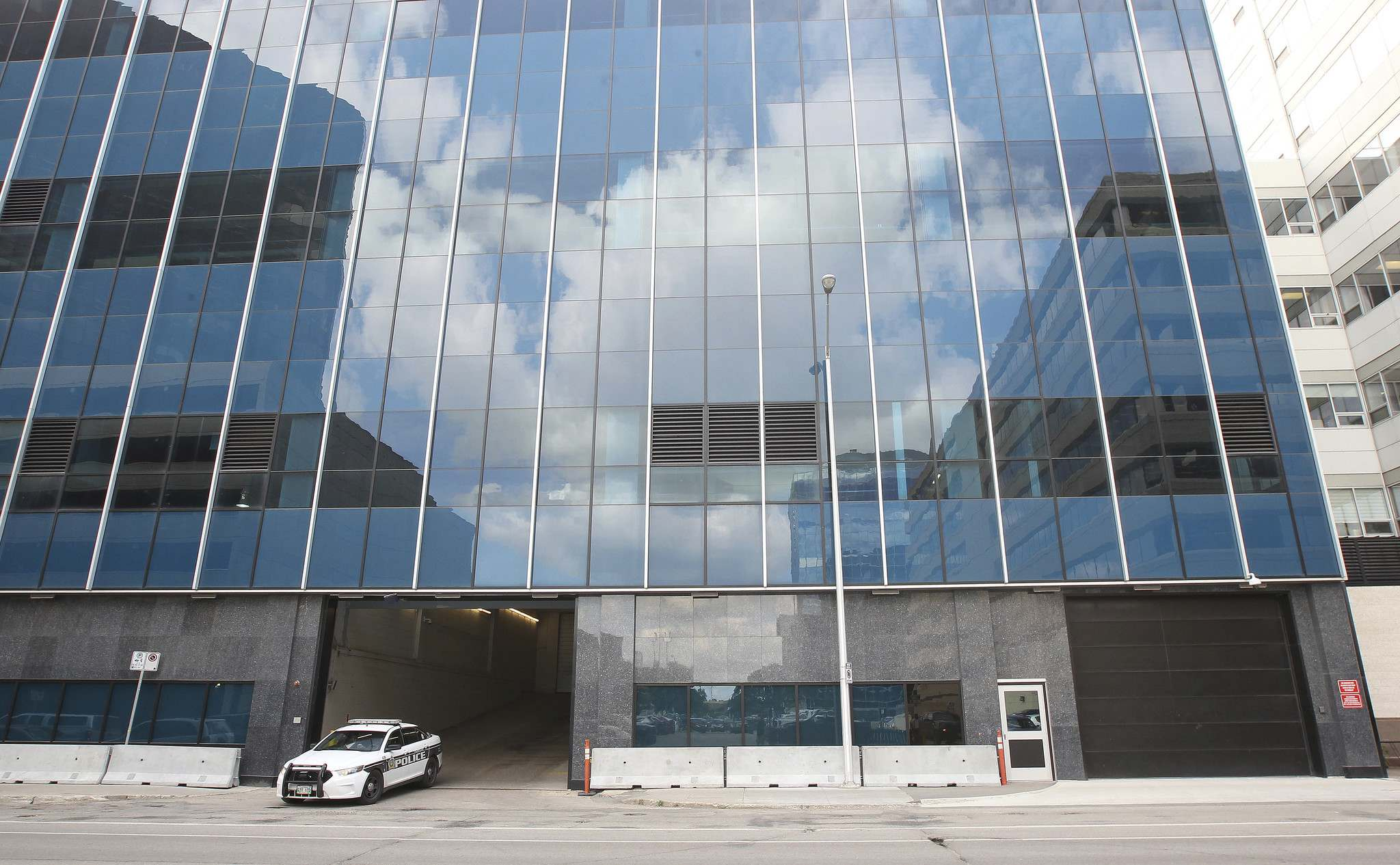 JOE BRYKSA / WINNIPEG FREE PRESS</p><p>Michael Kalo believes the police force can safely disclose more than it has up to this point about the state of the investigation into the Winnipeg police headquarters.</p>
