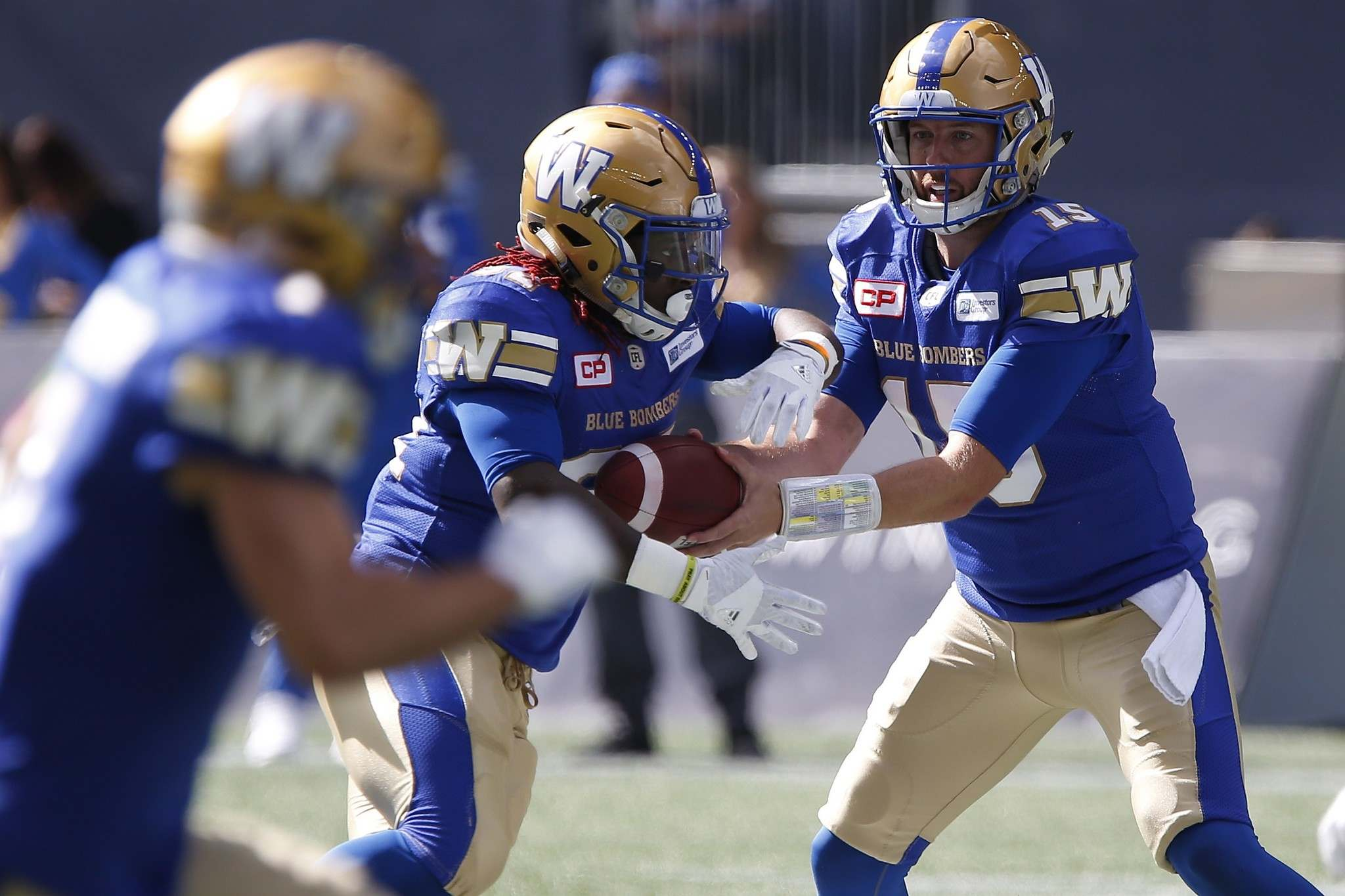 Game against Stamps will be the true measuring stick for Bombers - Winnipeg  Free Press