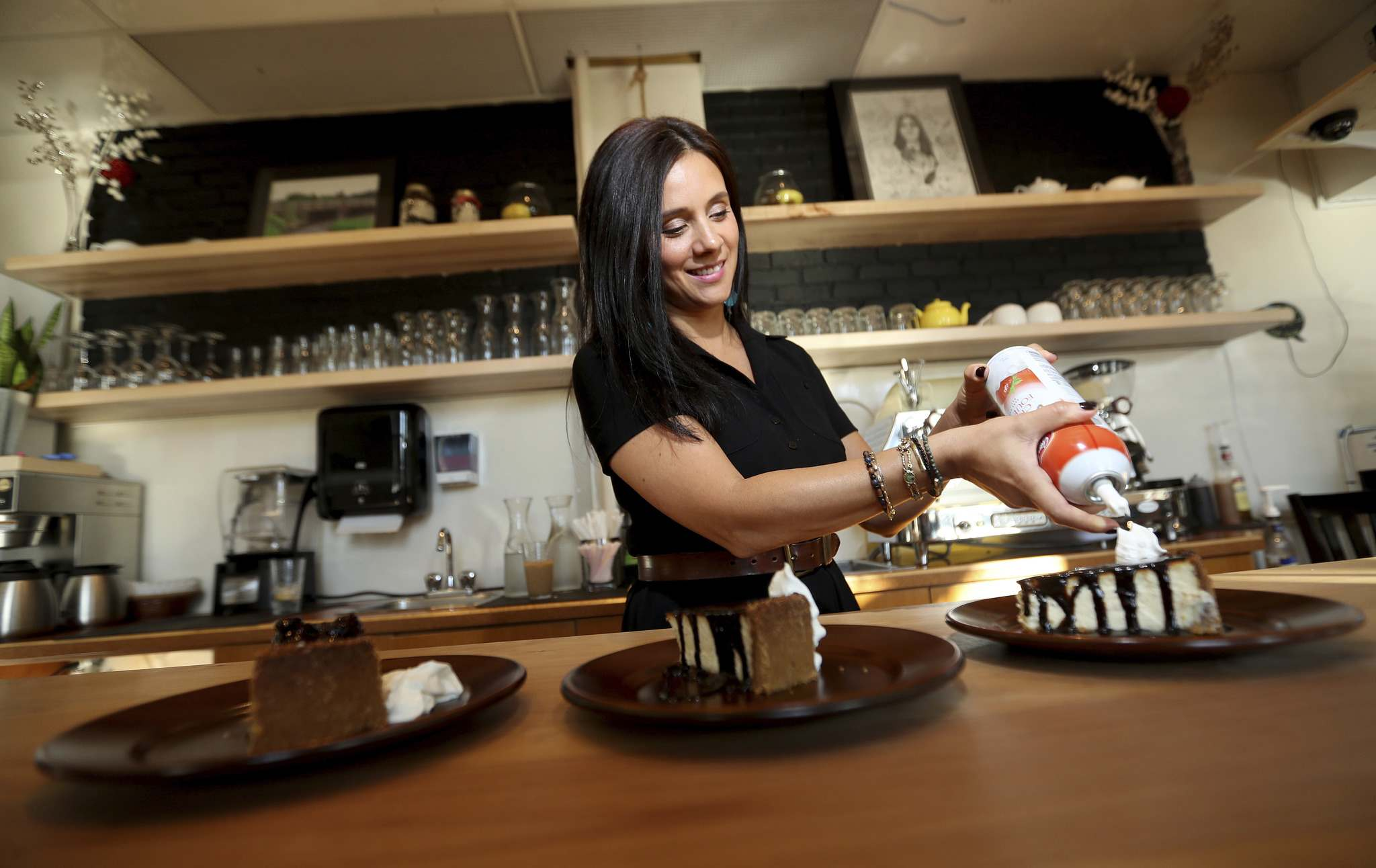 Feast owner Christa Bruneau-Guenther serves up a twist on First Nations cuisine.</p></p>