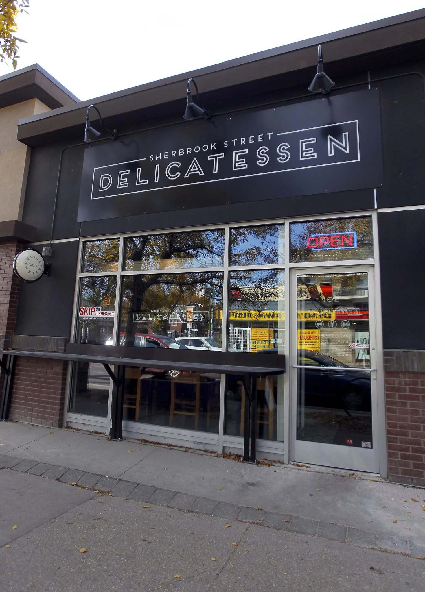 Sherbrook Street Deli specializes in modern takes on classic Jewish deli staples.</p></p>