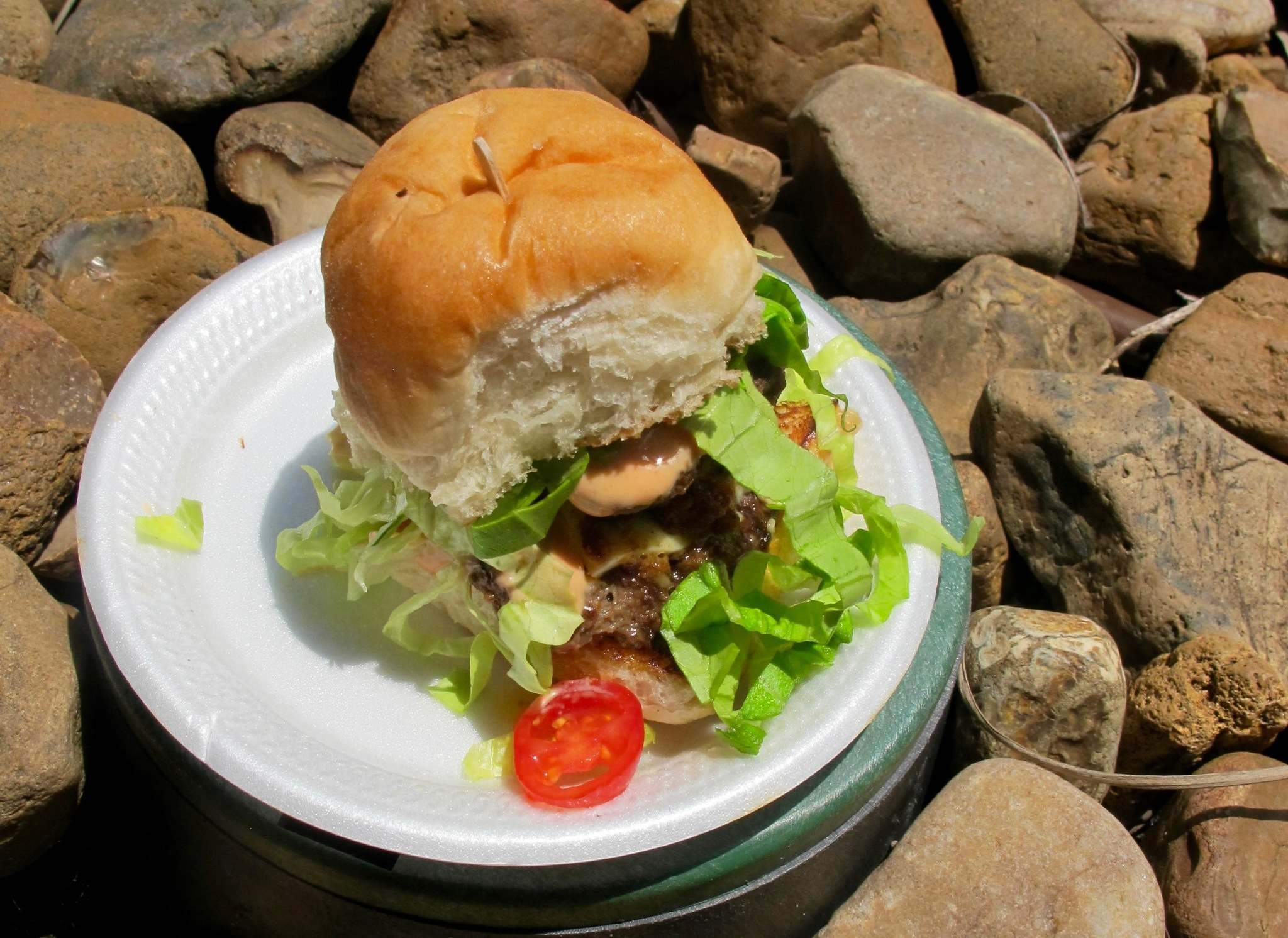 JILL WILSON / WINNIPEG FREE PRESS</p><p>A highlight of Culinaria is the casual outdoor Burgers and Beer event.