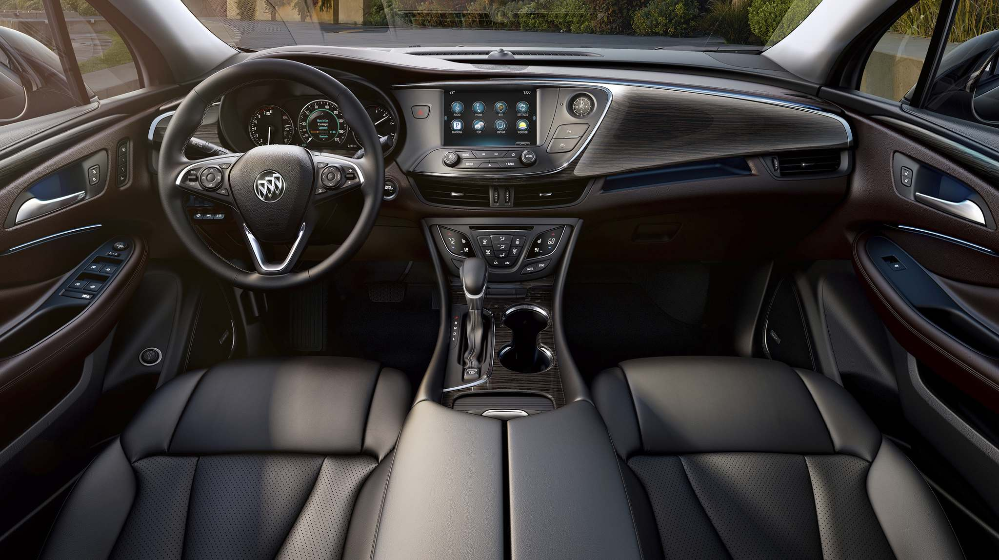 Buick Envision. Photo courtesy Buick