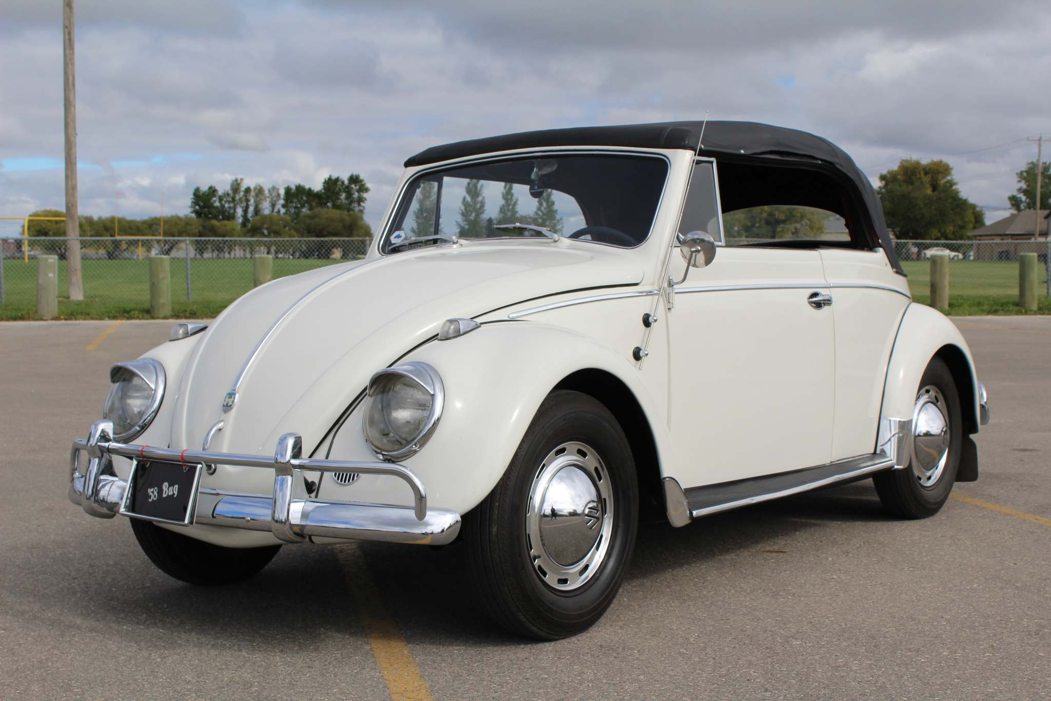 The Beetle stands above many other classic vehicles due to its reliability.
